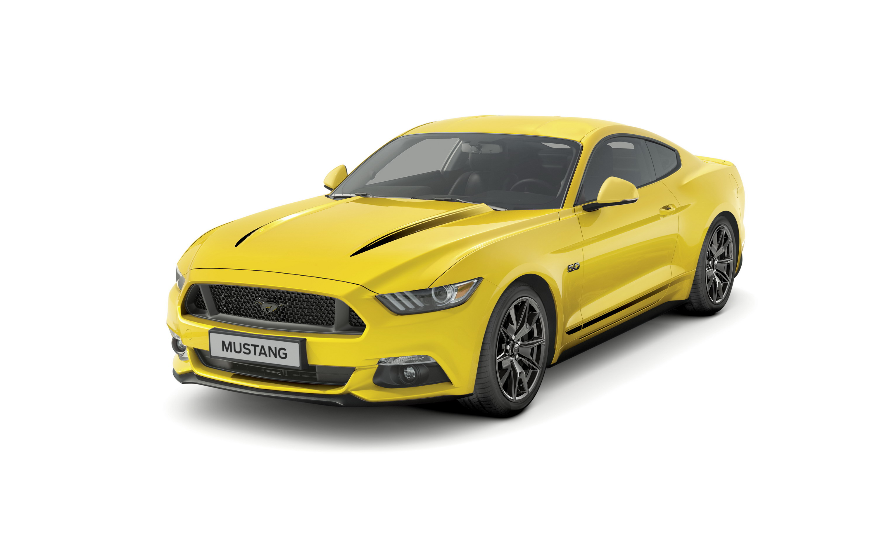 2017 ford mustang black shadow edition top speed