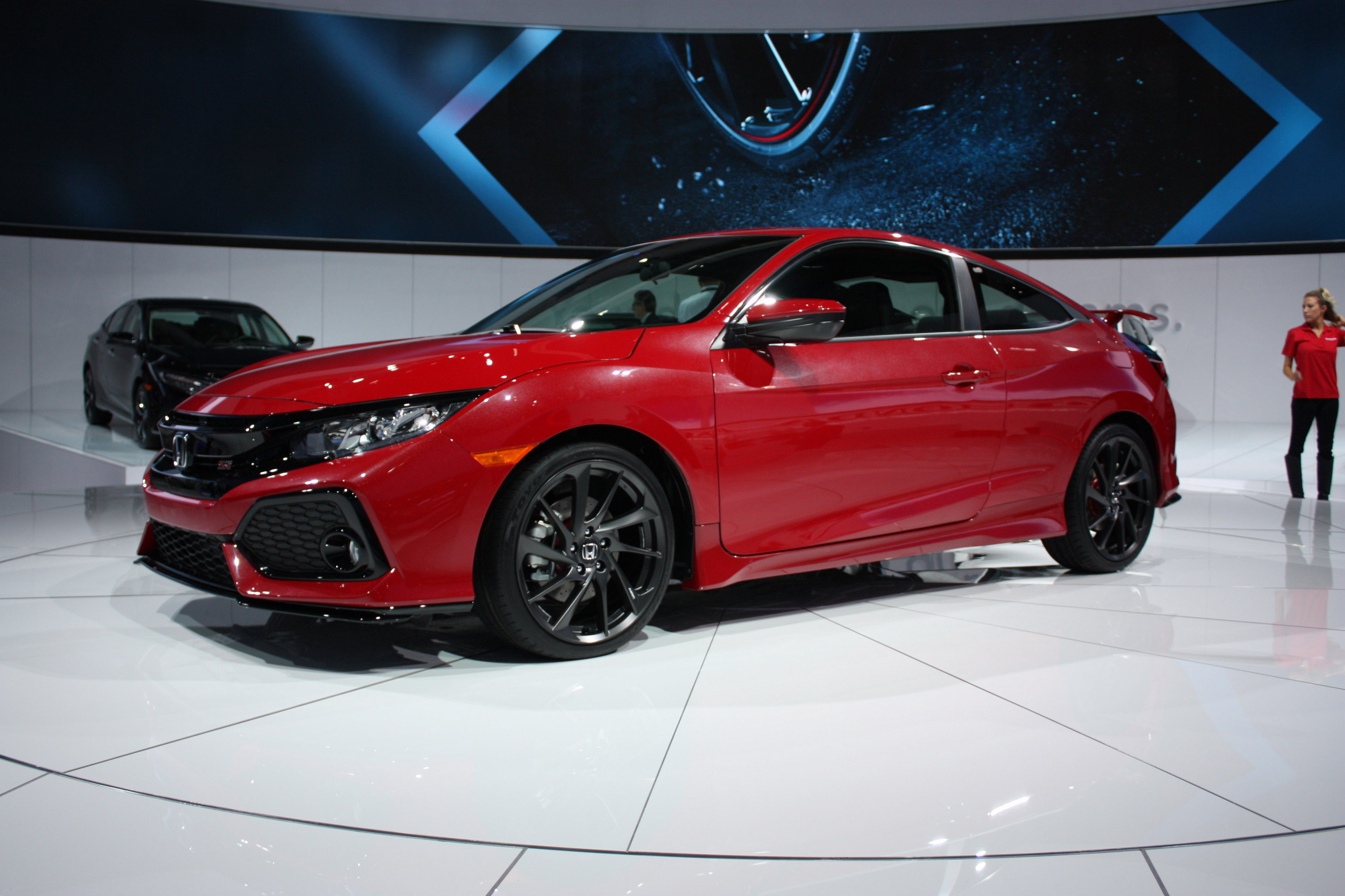 2017 honda civic si review top speed. Black Bedroom Furniture Sets. Home Design Ideas