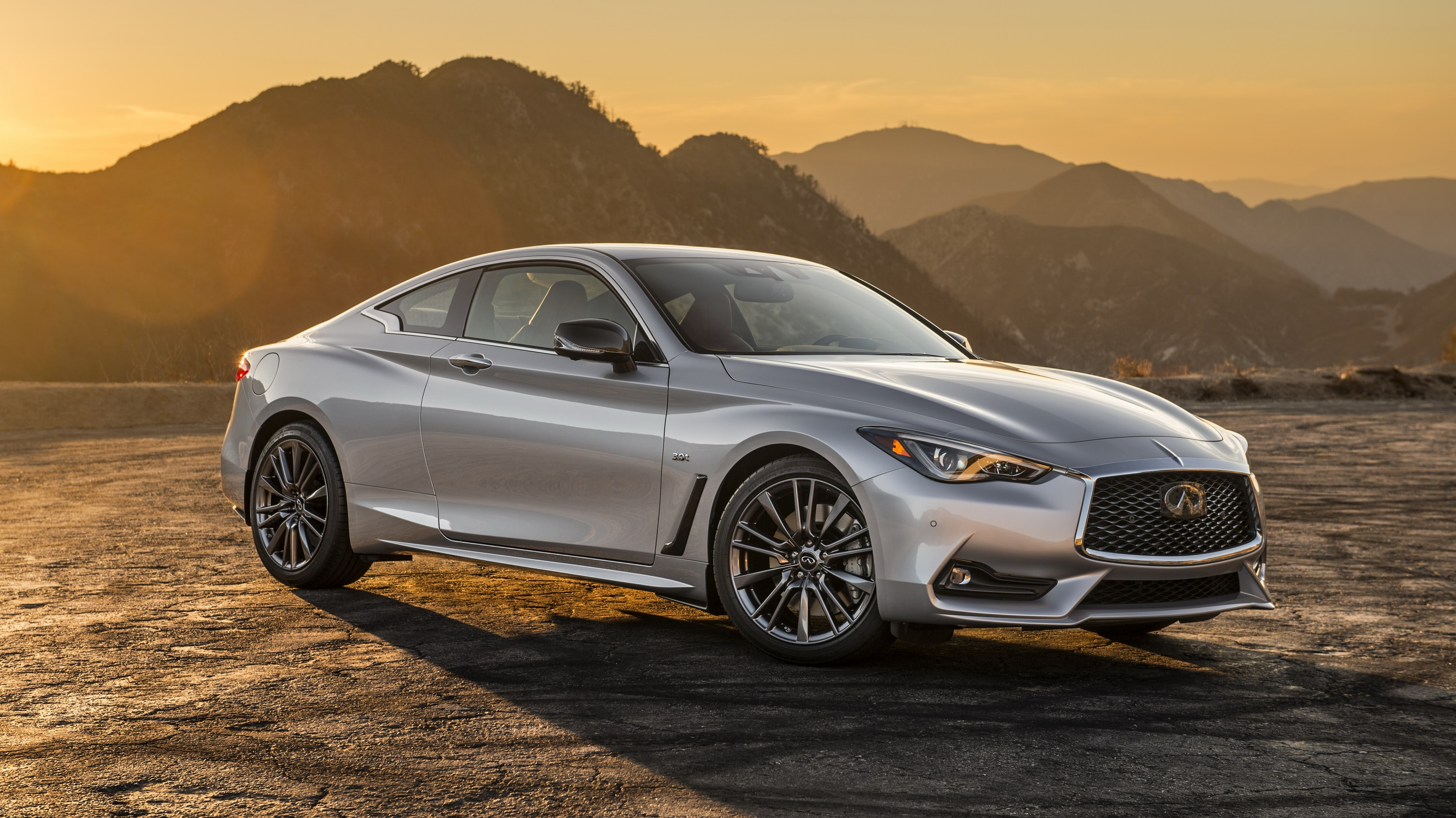 infiniti q60 sport gets priced from 48 300 news top speed. Black Bedroom Furniture Sets. Home Design Ideas