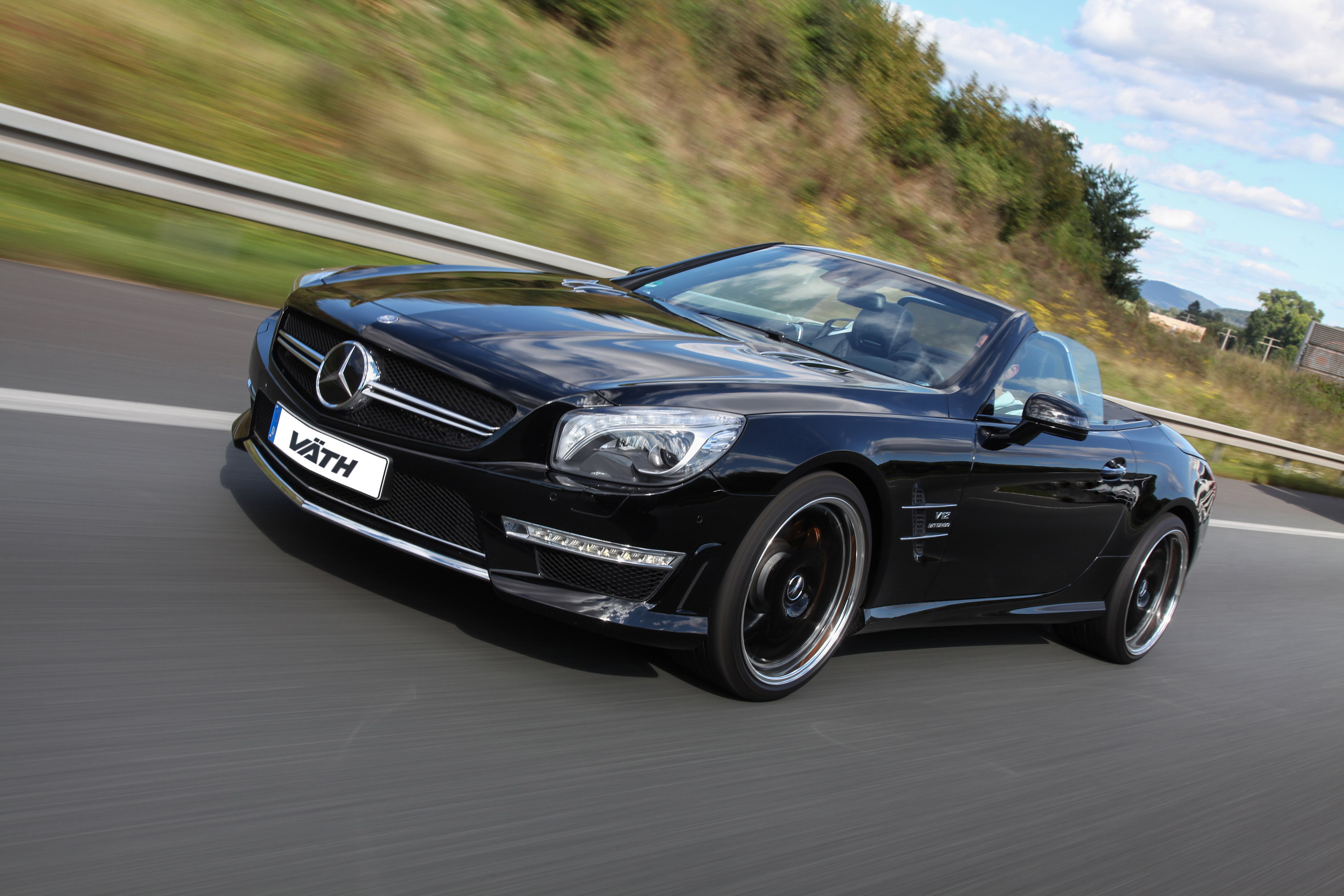 2016 mercedes amg sl 65 by vath review top speed. Black Bedroom Furniture Sets. Home Design Ideas
