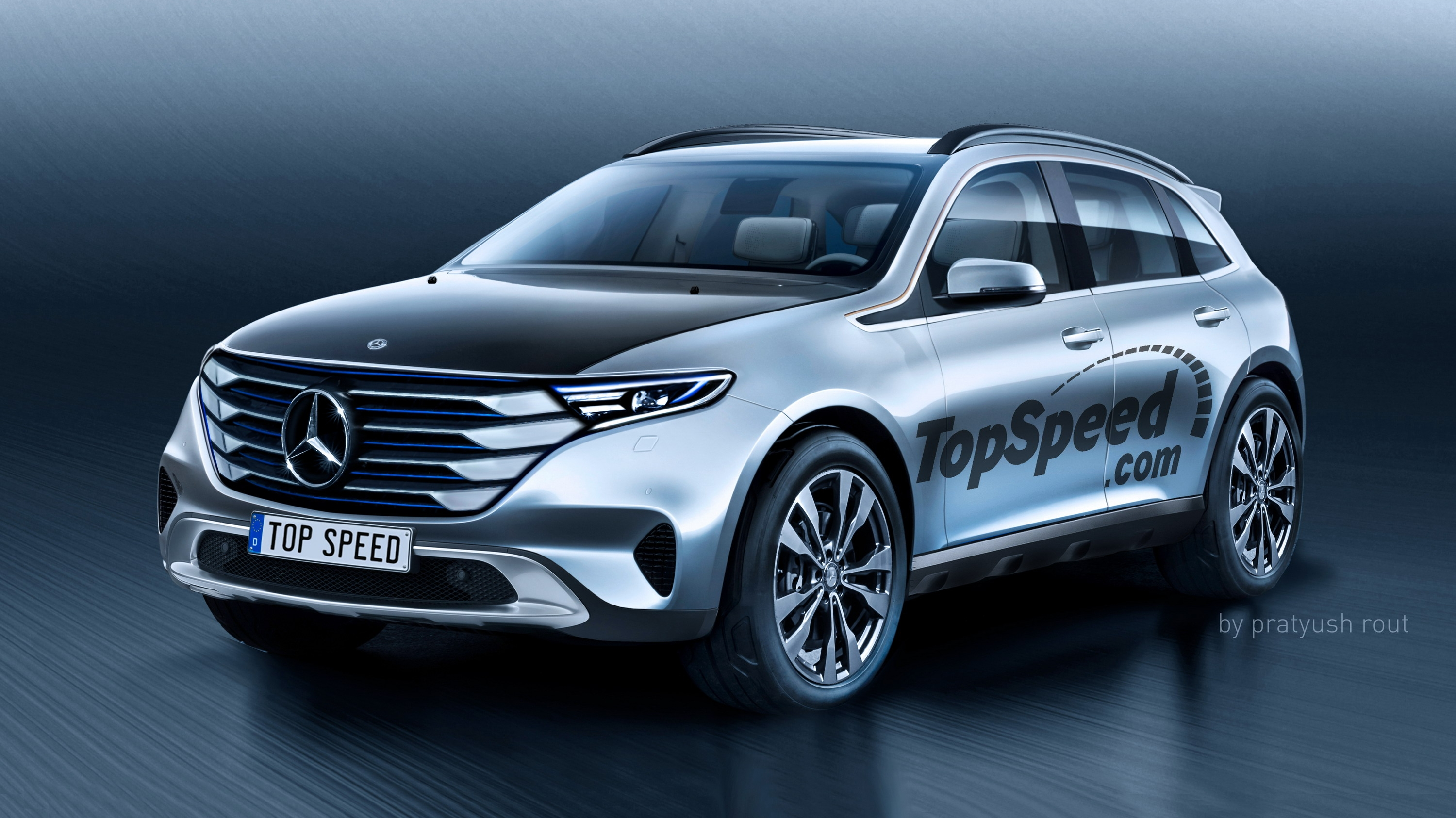 2020 mercedes benz all electric suv review gallery top for Suv mercedes benz