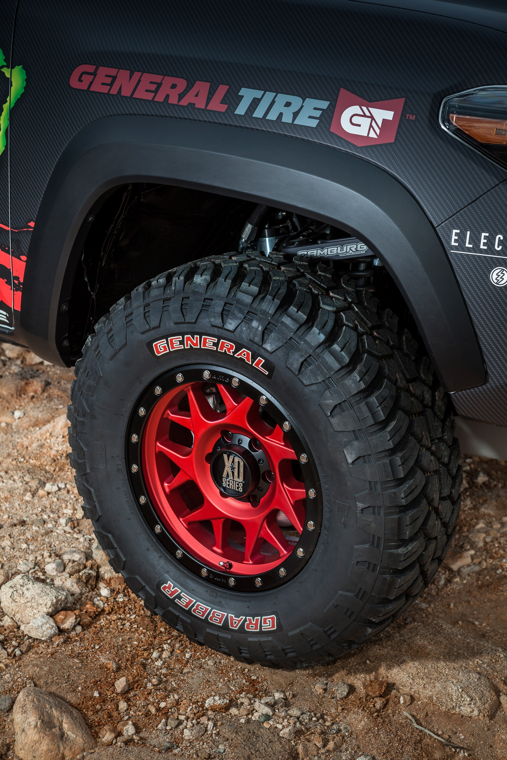 2016 Toyota Tacoma TRD Pro Race Truck | Top Speed
