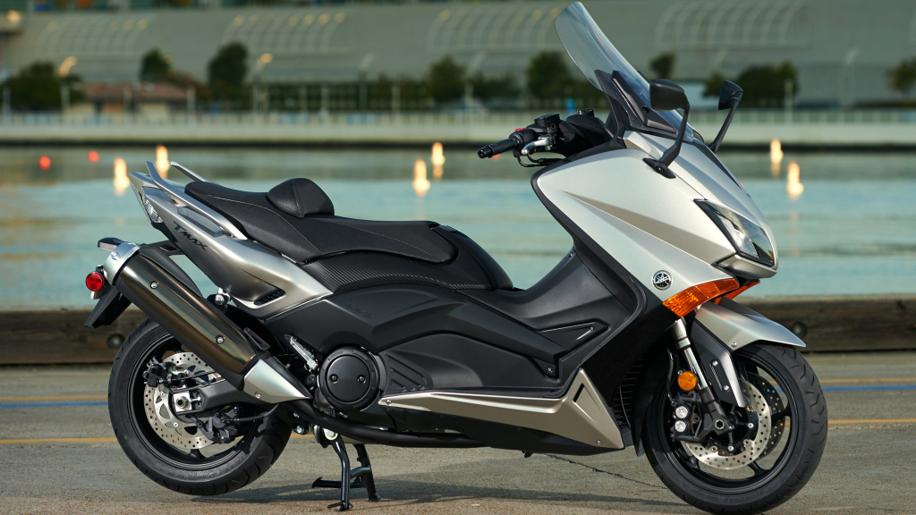 2015 - 2016 Yamaha TMAX | Top Speed