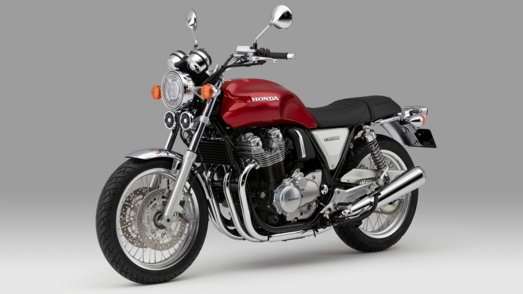 Honda Brings Its Classic CB1100 EX Back To US Shores For The 2017 Model Year And With It Comes A Healthy Dose Of Nostalgia Retro Is King Right Now