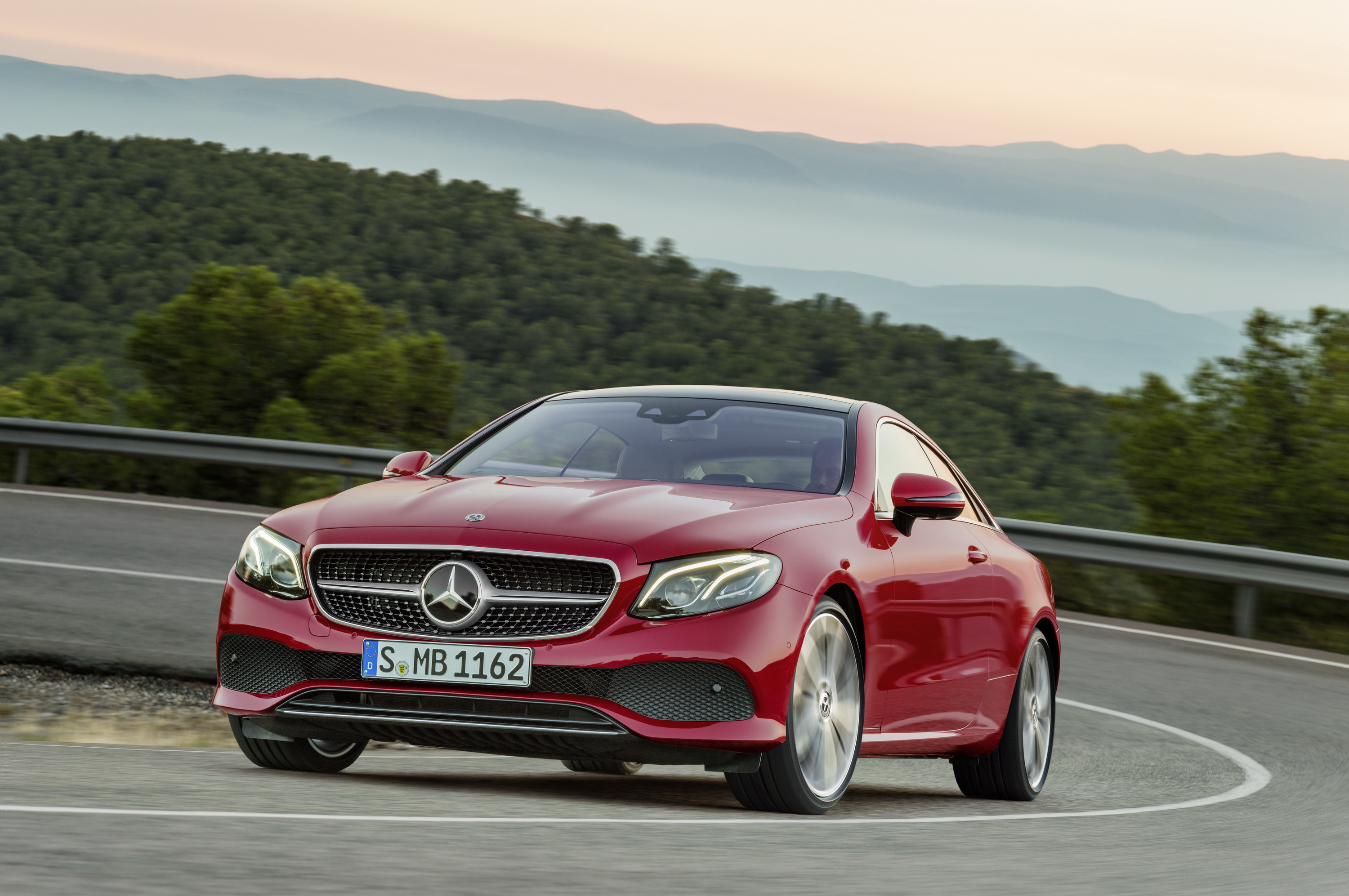 2018 mercedes-benz e-class coupe review - top speed