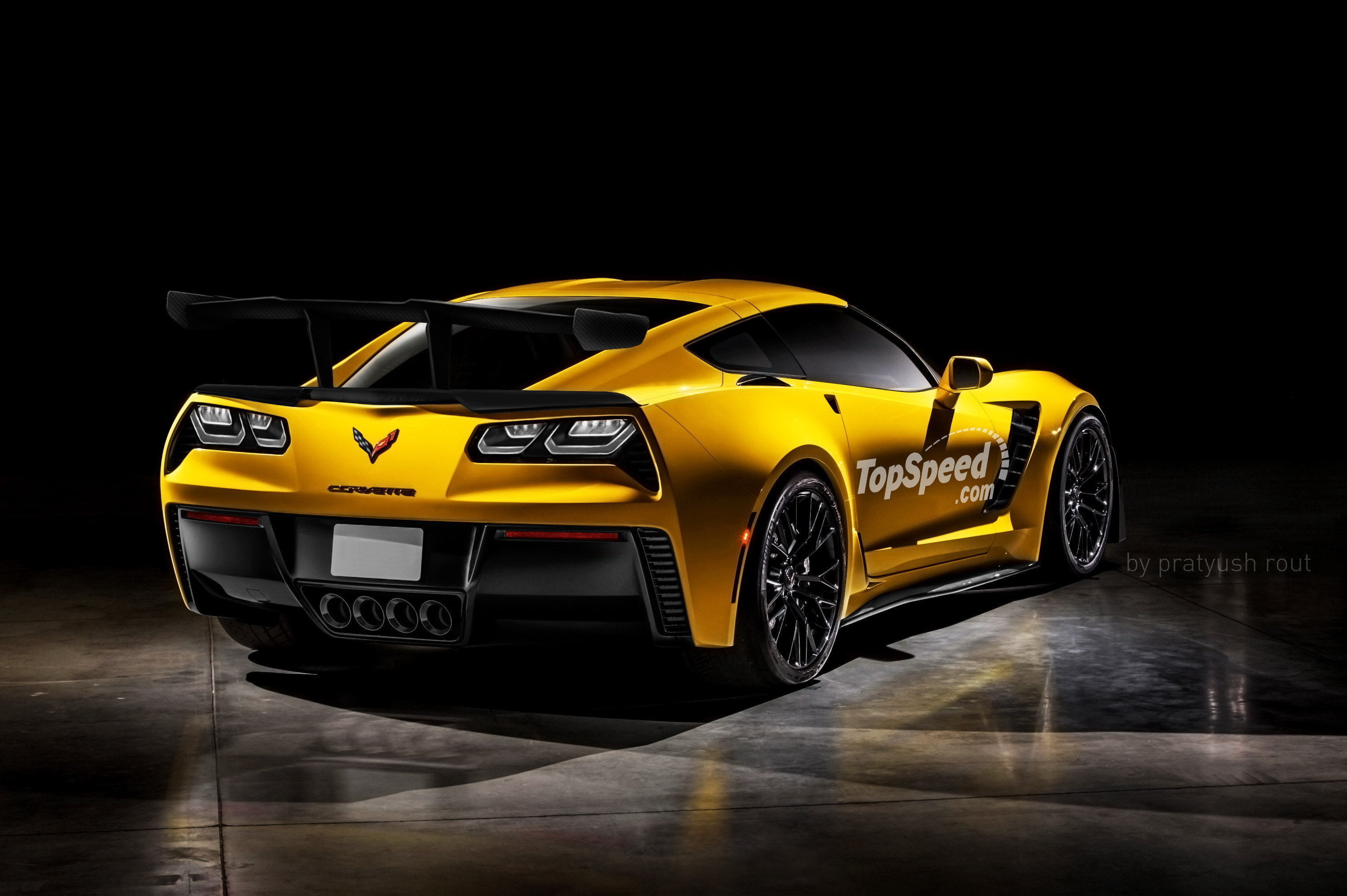 corvette chevrolet zr1 speed