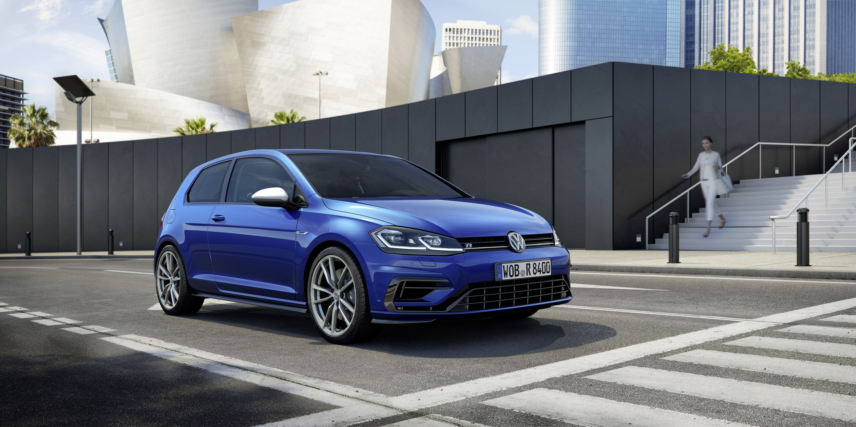 38208aa57 The 2020 Volkswagen Golf R Will Grow Mean With 400 Horsepower | Top Speed
