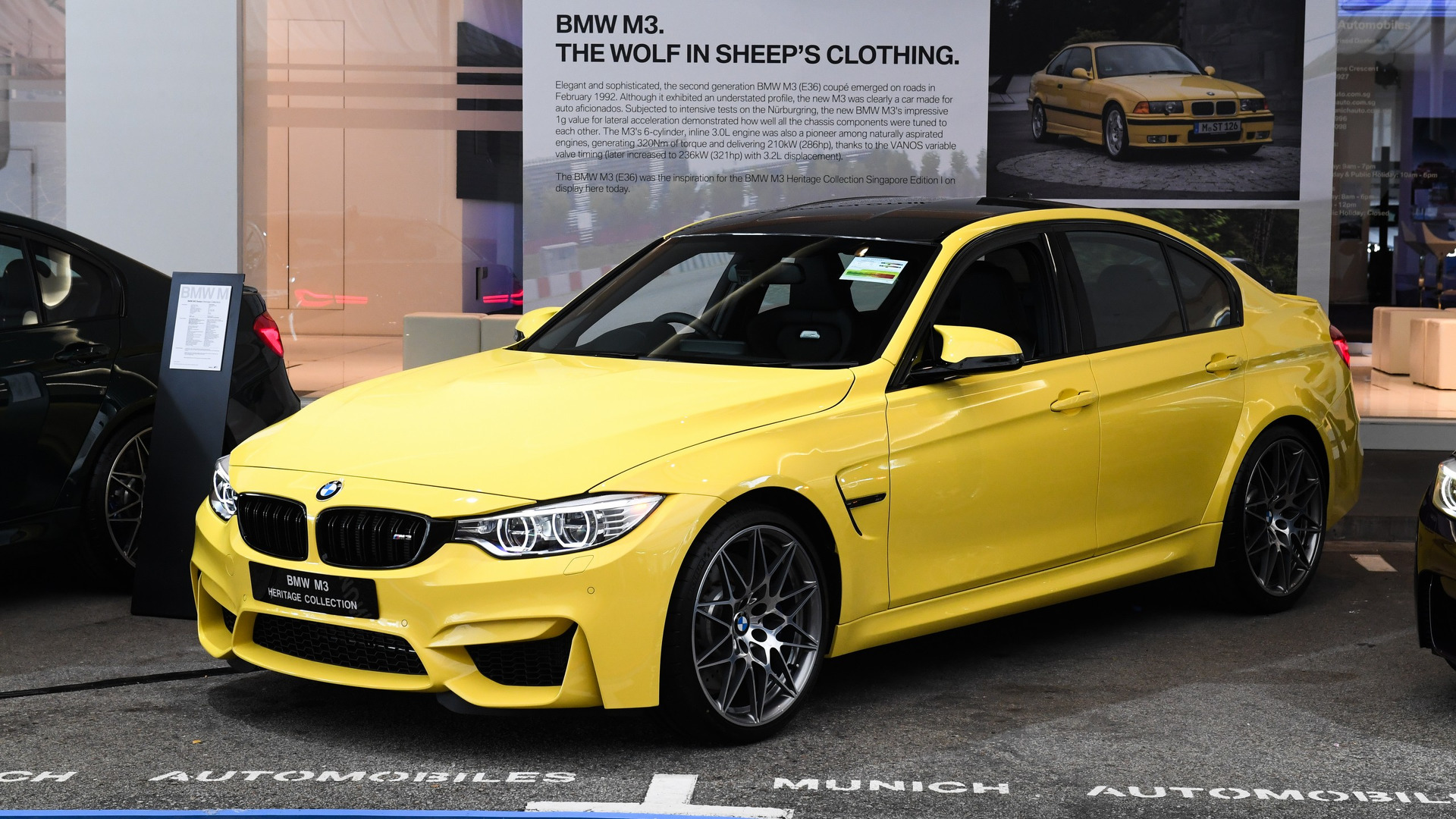 2017 Bmw M3 Heritage Collection Singapore Edition Top Speed