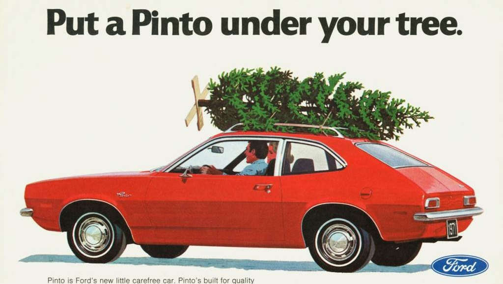 Celebrate Christmas With These Cool Vintage Car Ads Top Speed