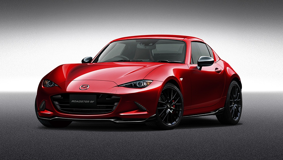 2017 Mazda Mx 5 Rf Custom Style Pictures Photos Wallpapers Top