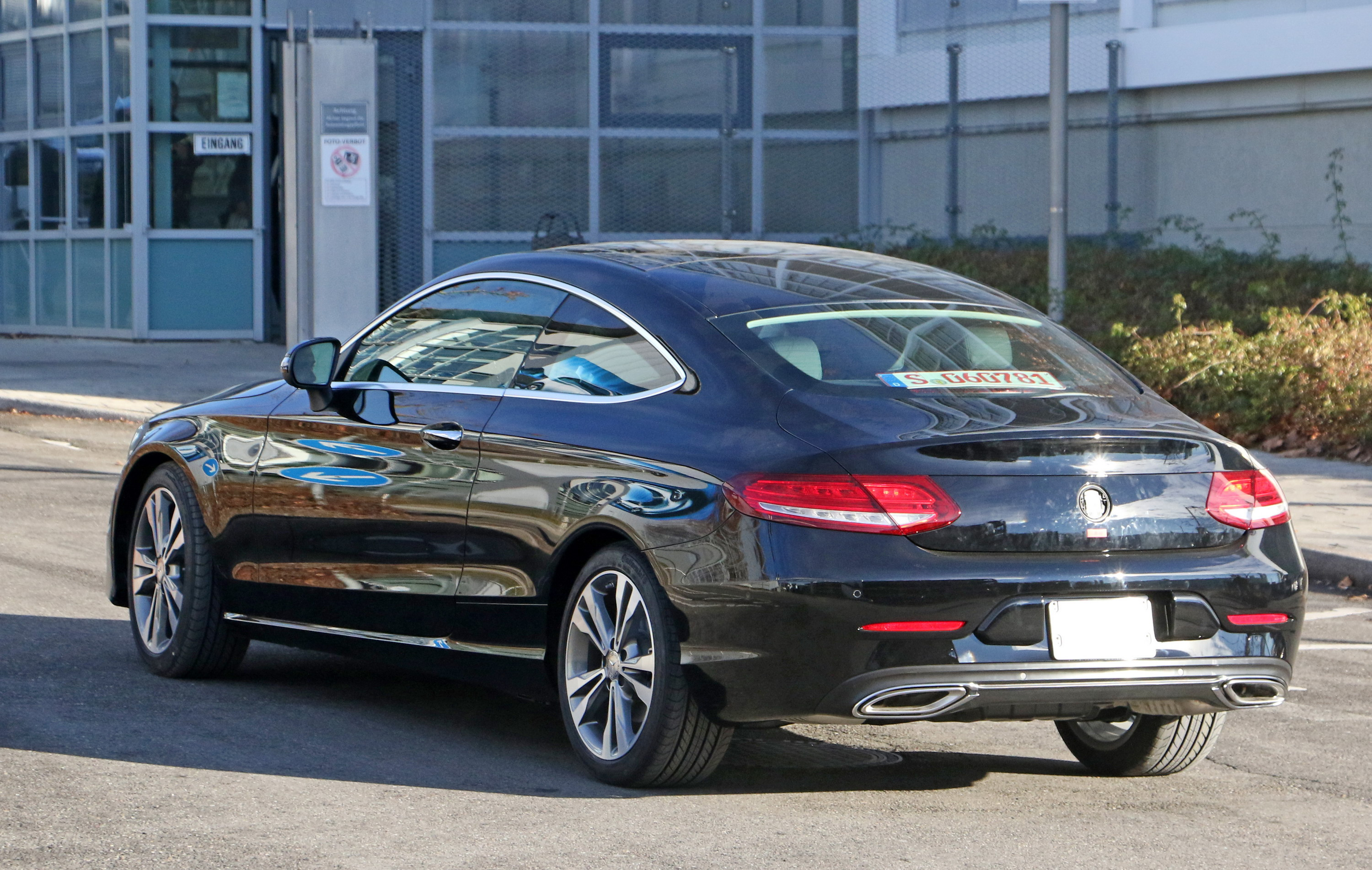2018 mercedes benz c class coupe review top speed for 2018 mercedes benz c300