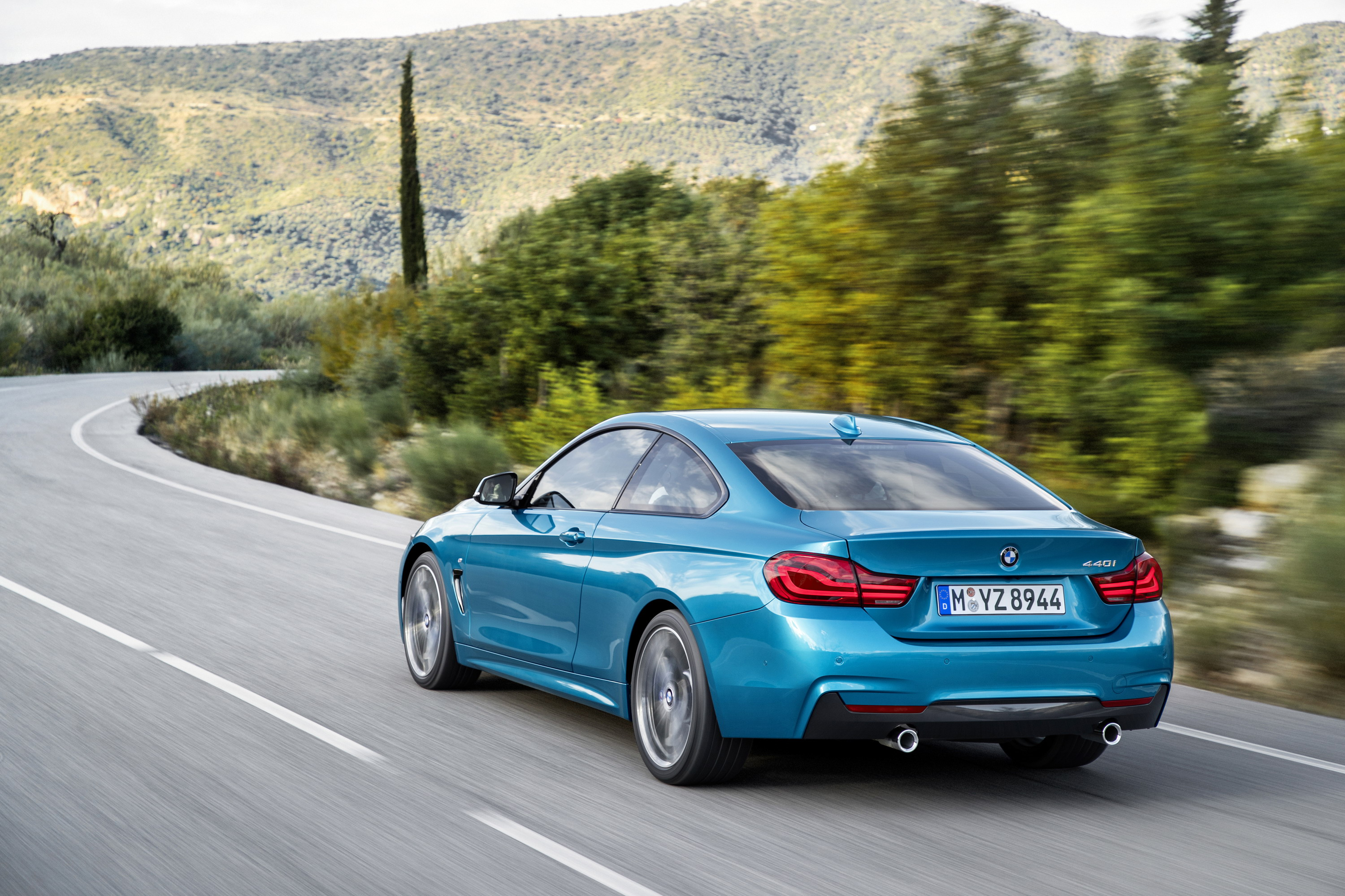 2018 BMW 4 Series Coupe