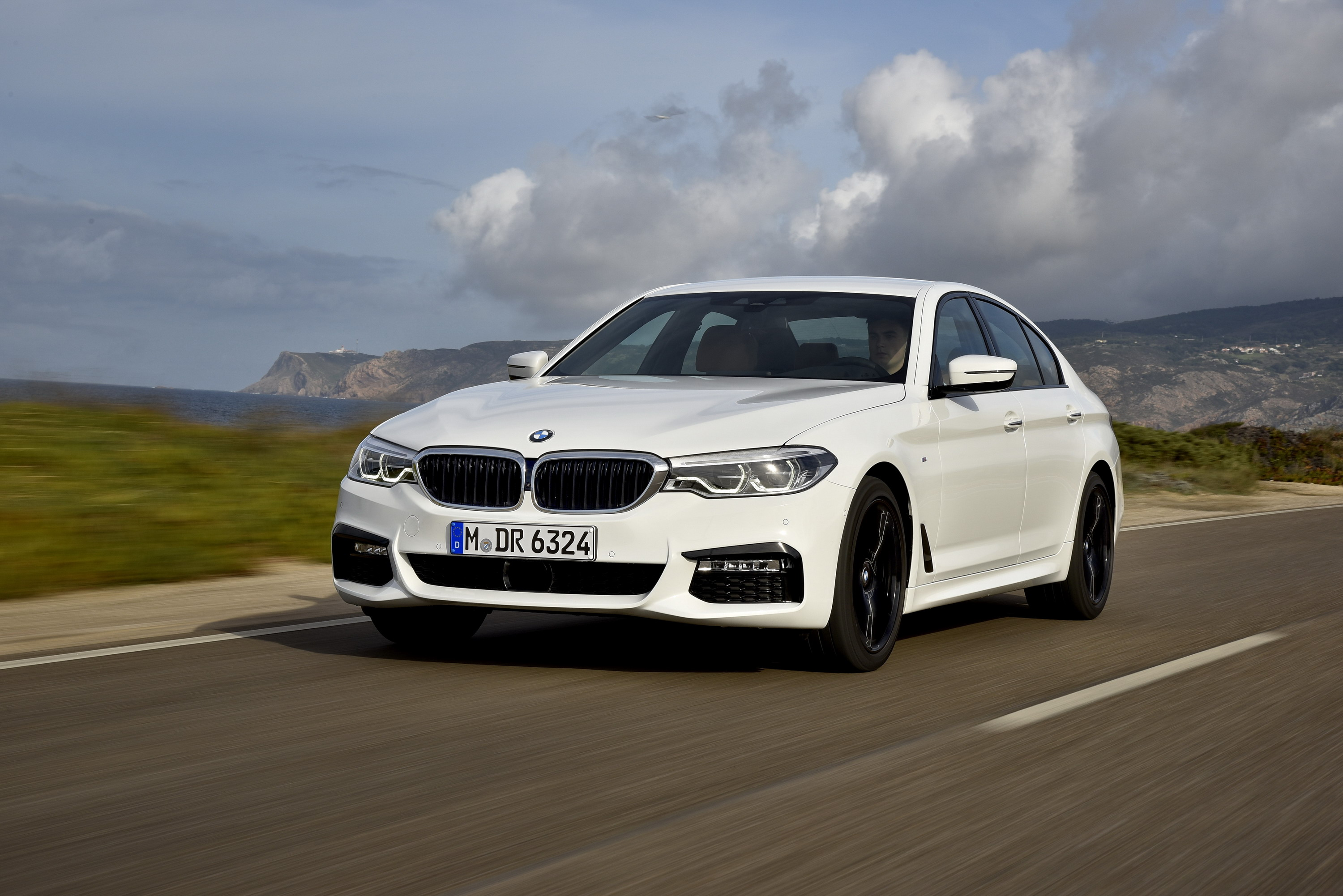 2017 bmw 5 series review top speed. Black Bedroom Furniture Sets. Home Design Ideas