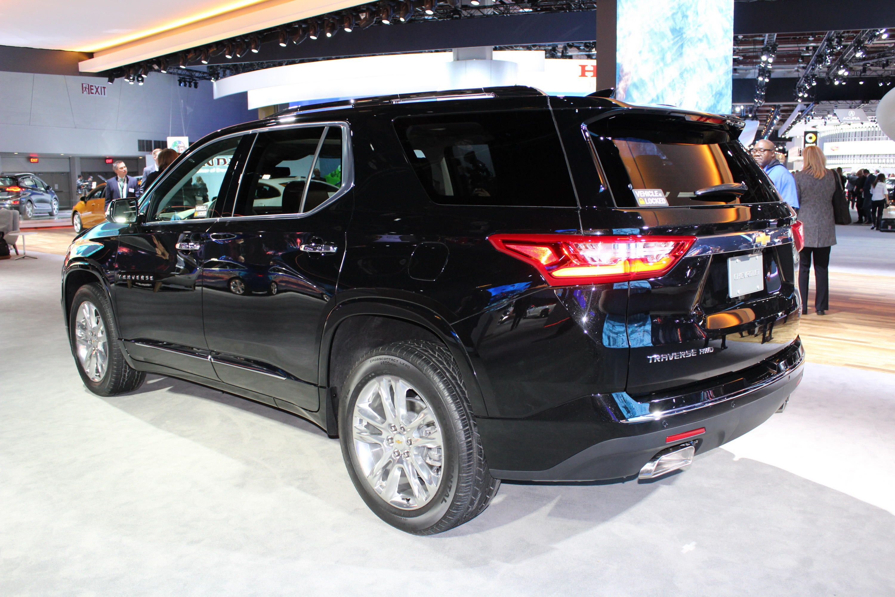 2018 chevrolet traverse review top speed. Black Bedroom Furniture Sets. Home Design Ideas