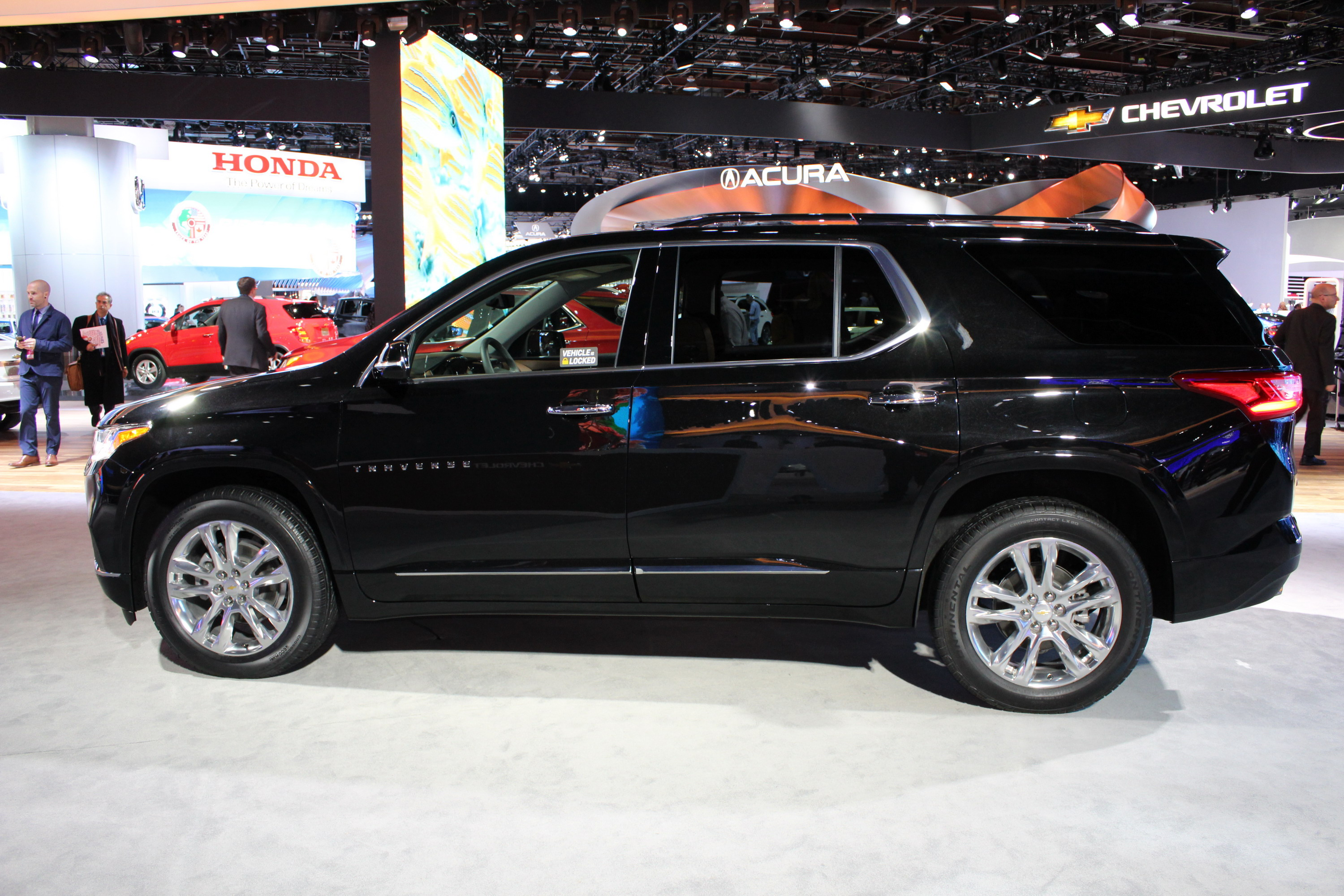 2018 Chevrolet Traverse Review - Top Speed