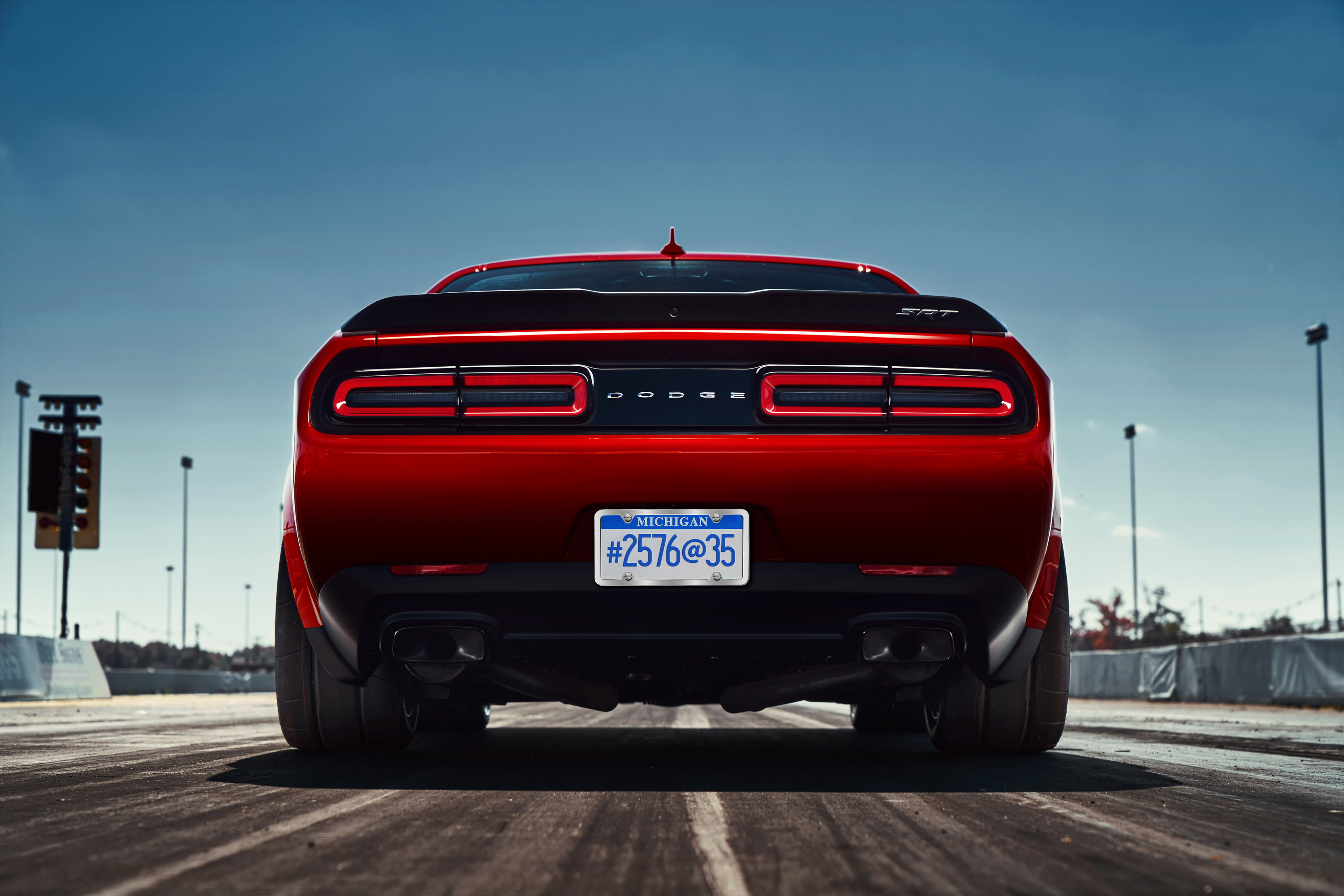 2018 Dodge Challenger SRT Demon | Top Speed. »