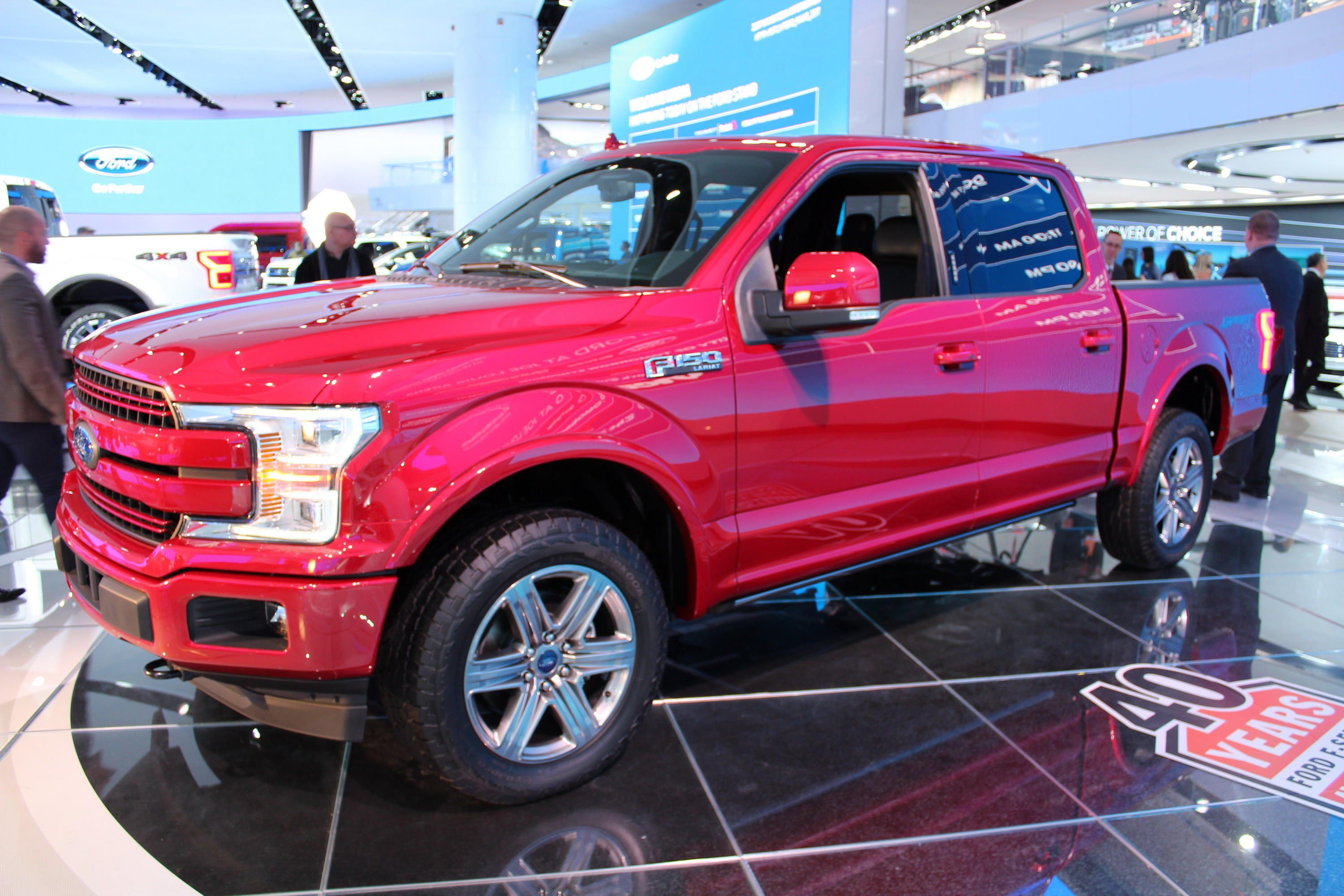 Flex Those Muscles Ford F 150 Is The Favorite Vehicle Among Members Series Of Us Military Top Speed