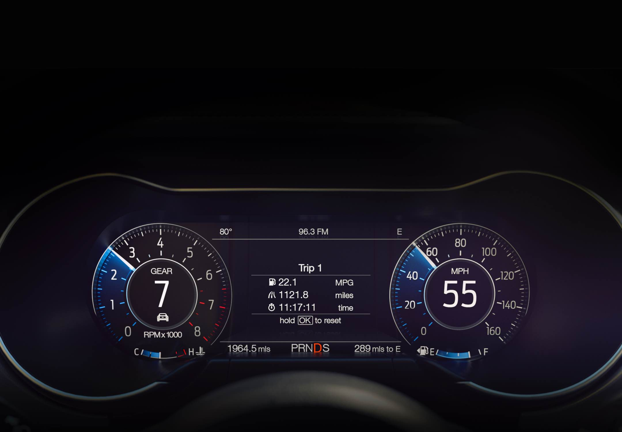 2020 ford mach1 top speed