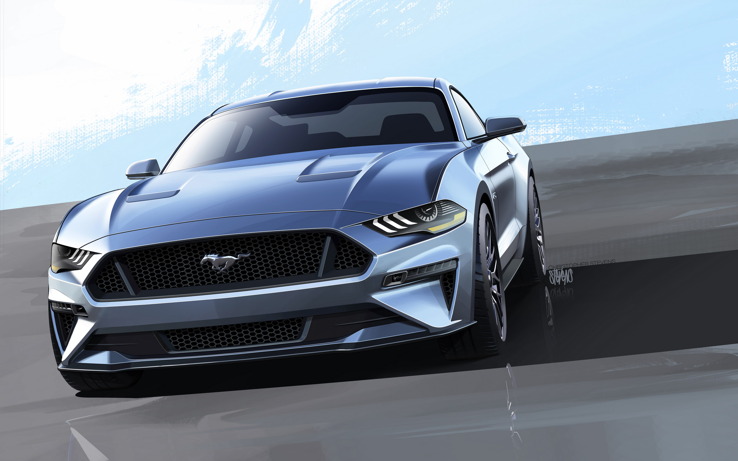 2018 ford mustang top speed