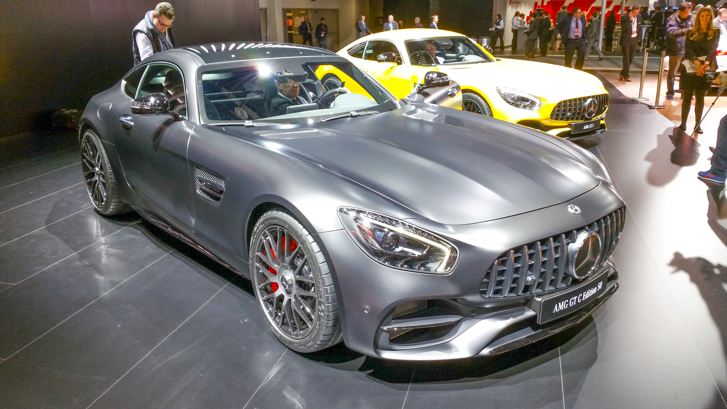 2018 Mercedes Amg Gt C Coupe Top Speed