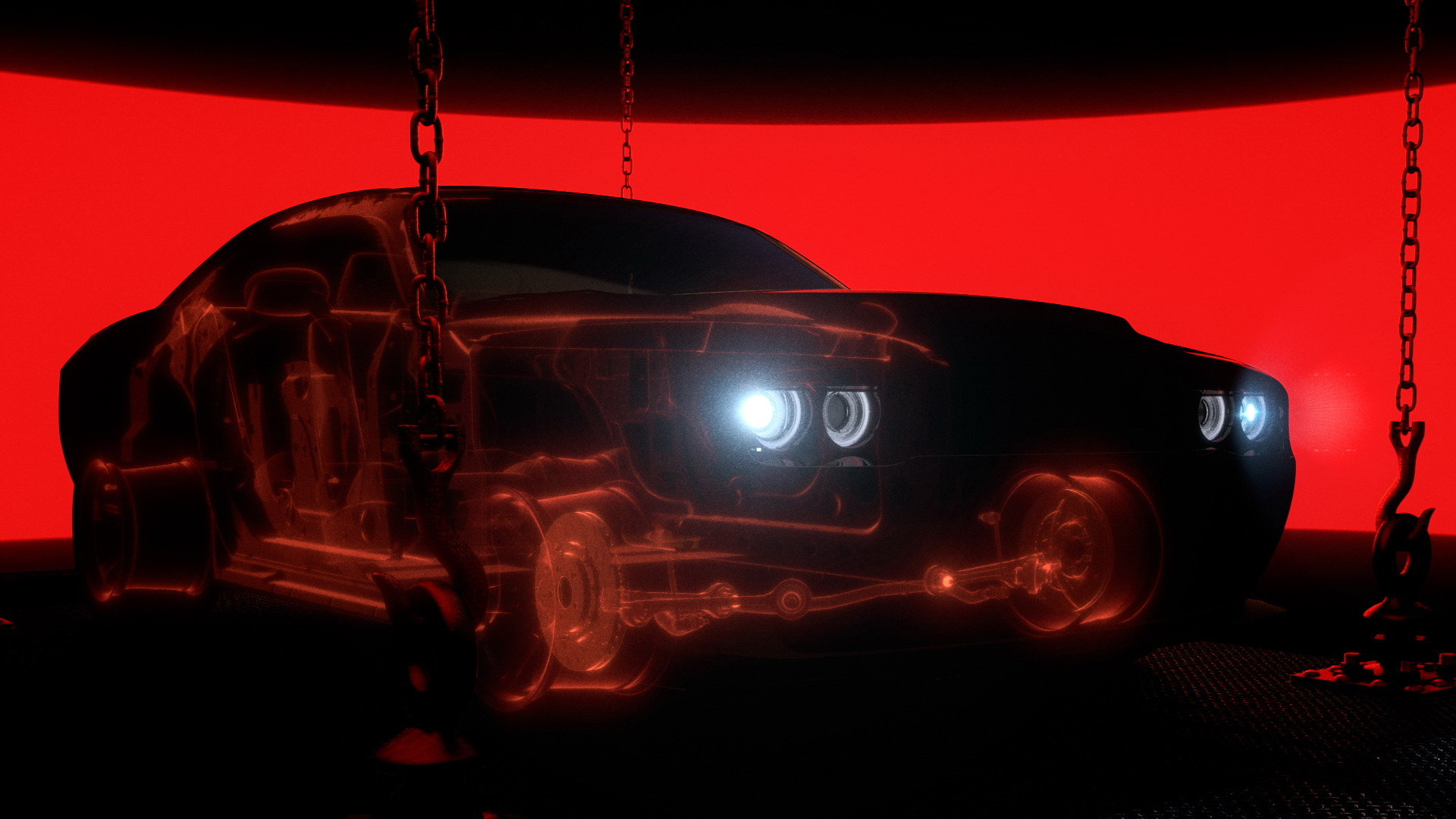 Dodge To Offer Challenger Demon With Faster All Electric Option News   Top  Speed. »
