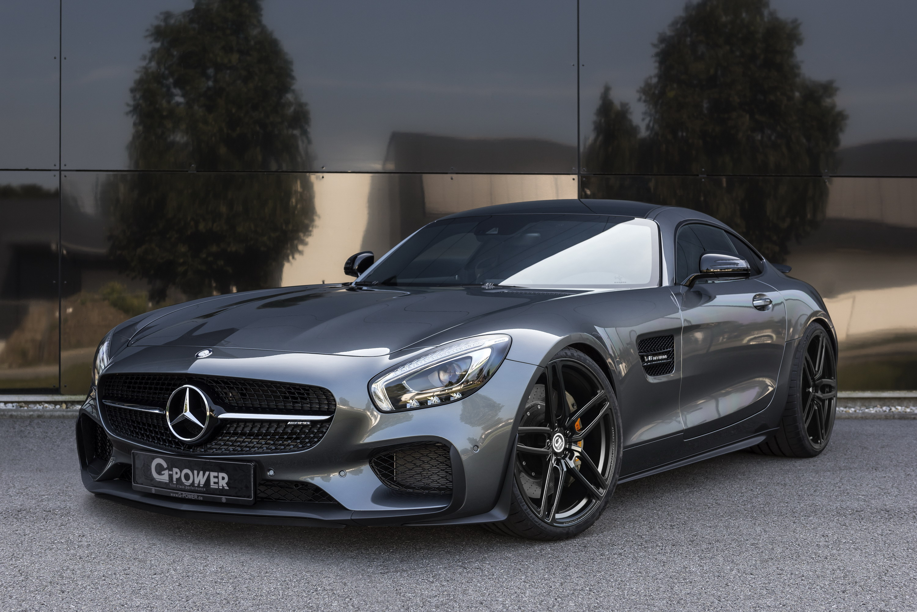 2017 Mercedes-AMG GT By G-Power | Top Speed