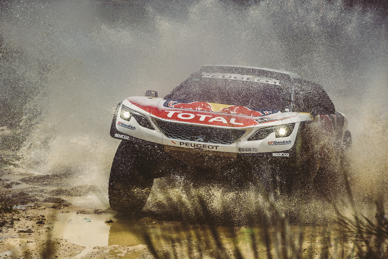 2018 Peugeot 3008 Dkr Maxi Top Speed