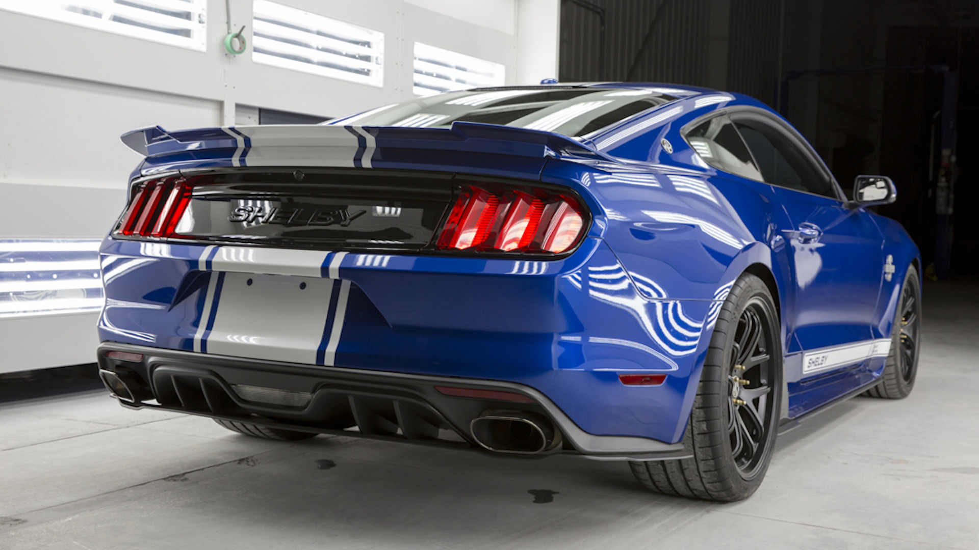 2017 shelby super snake 50th anniversary edition top speed