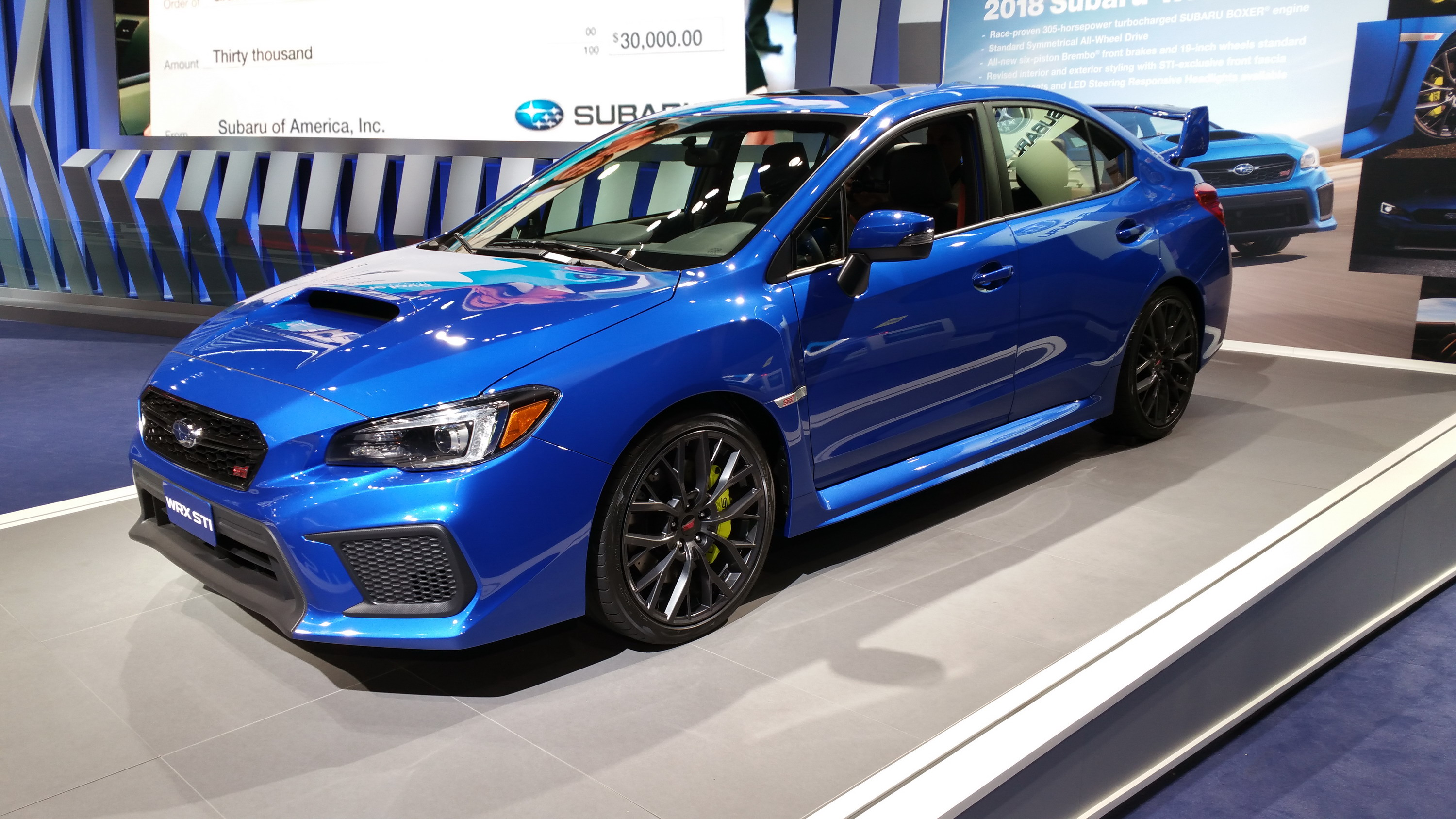 The Best Get Better As Upgrades Dominate Subaru WRX And STI