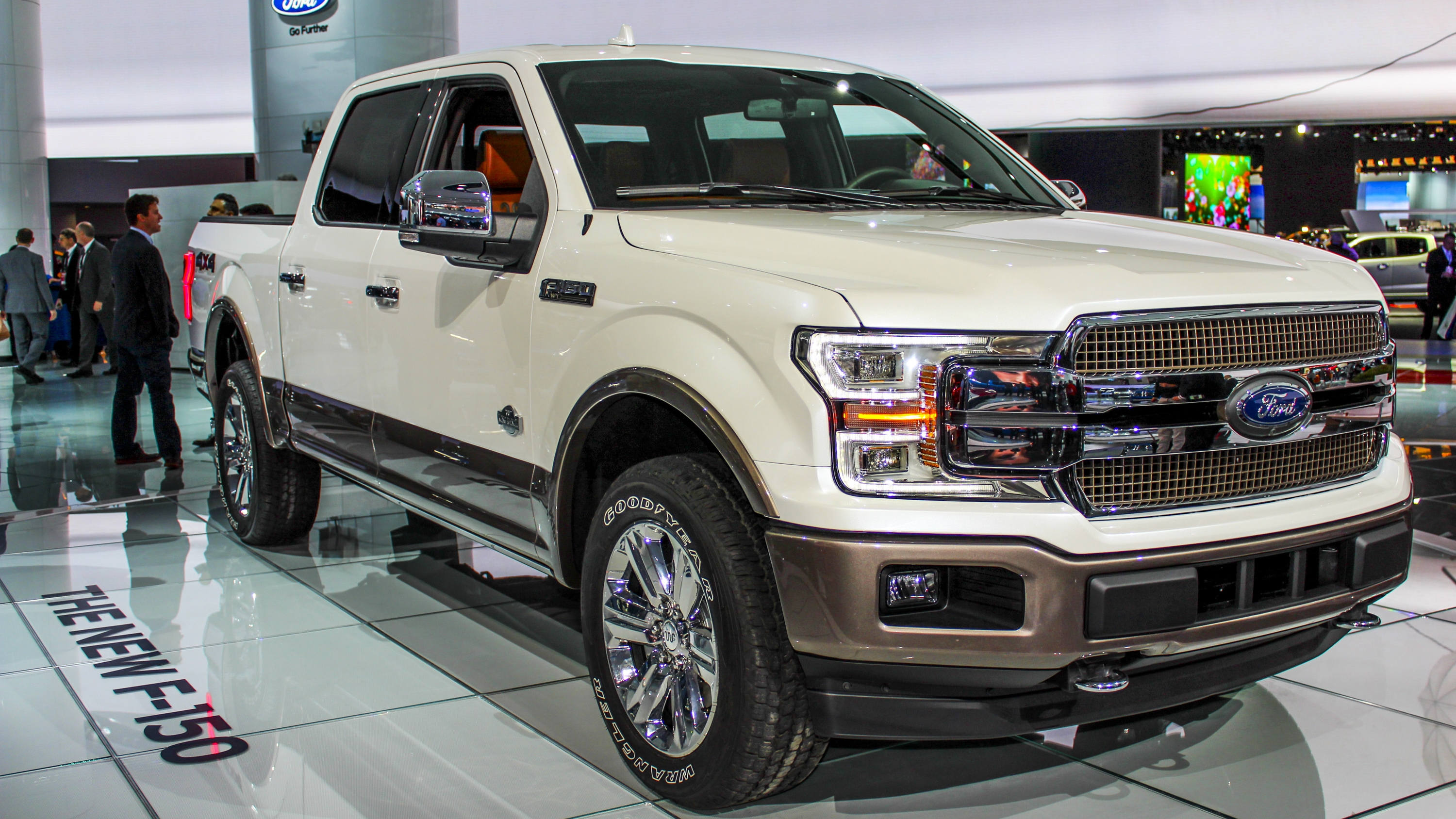 top 3 changes 2018 brings to the ford f 150 news gallery top speed. Black Bedroom Furniture Sets. Home Design Ideas