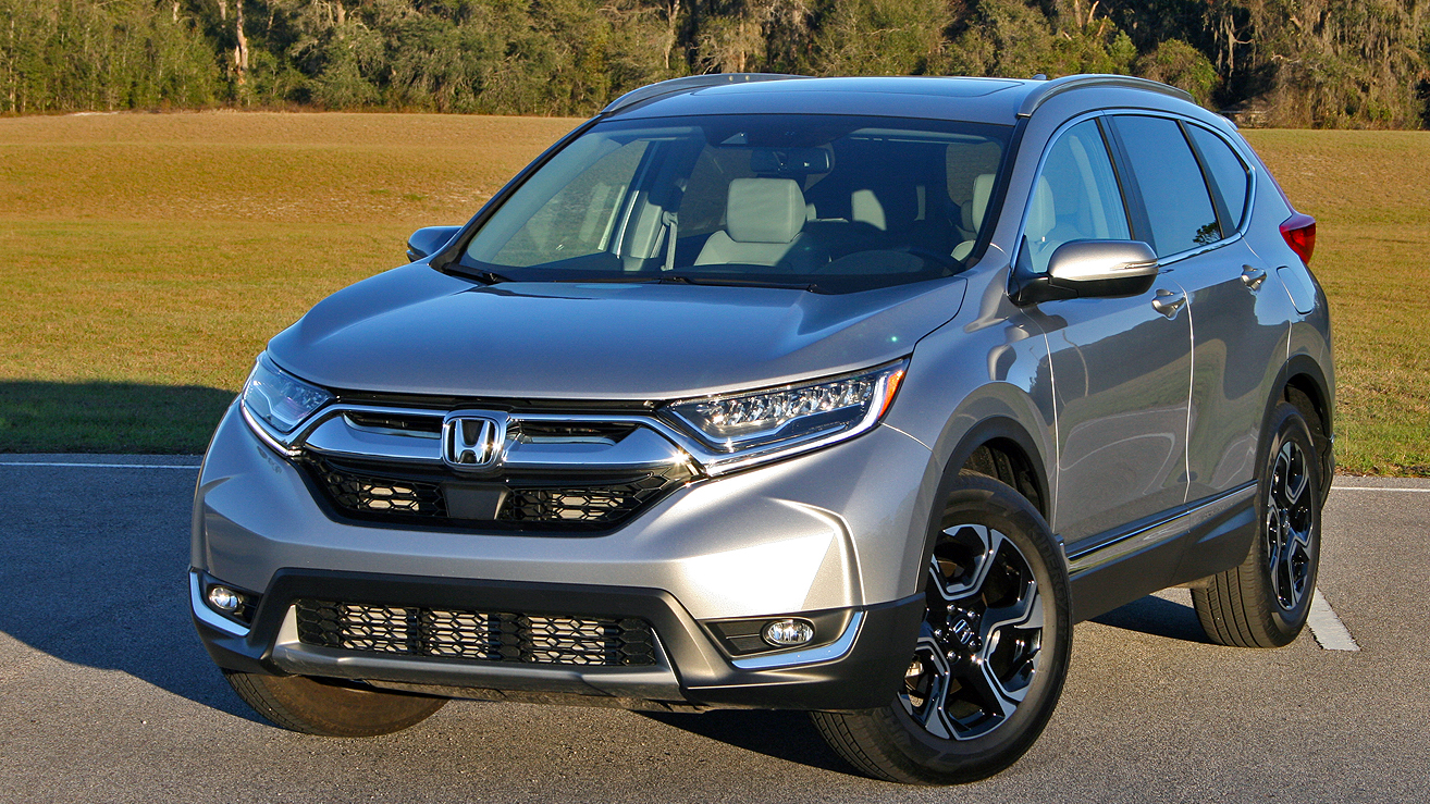 Elegant 2017 Honda Crv Third Row