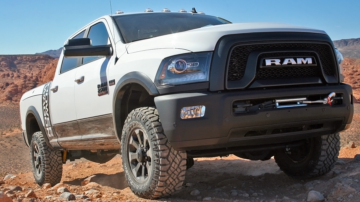 Dodge Ramcharger 2017 >> 2017 Ram Power Wagon – Driven Review - Gallery - Top Speed