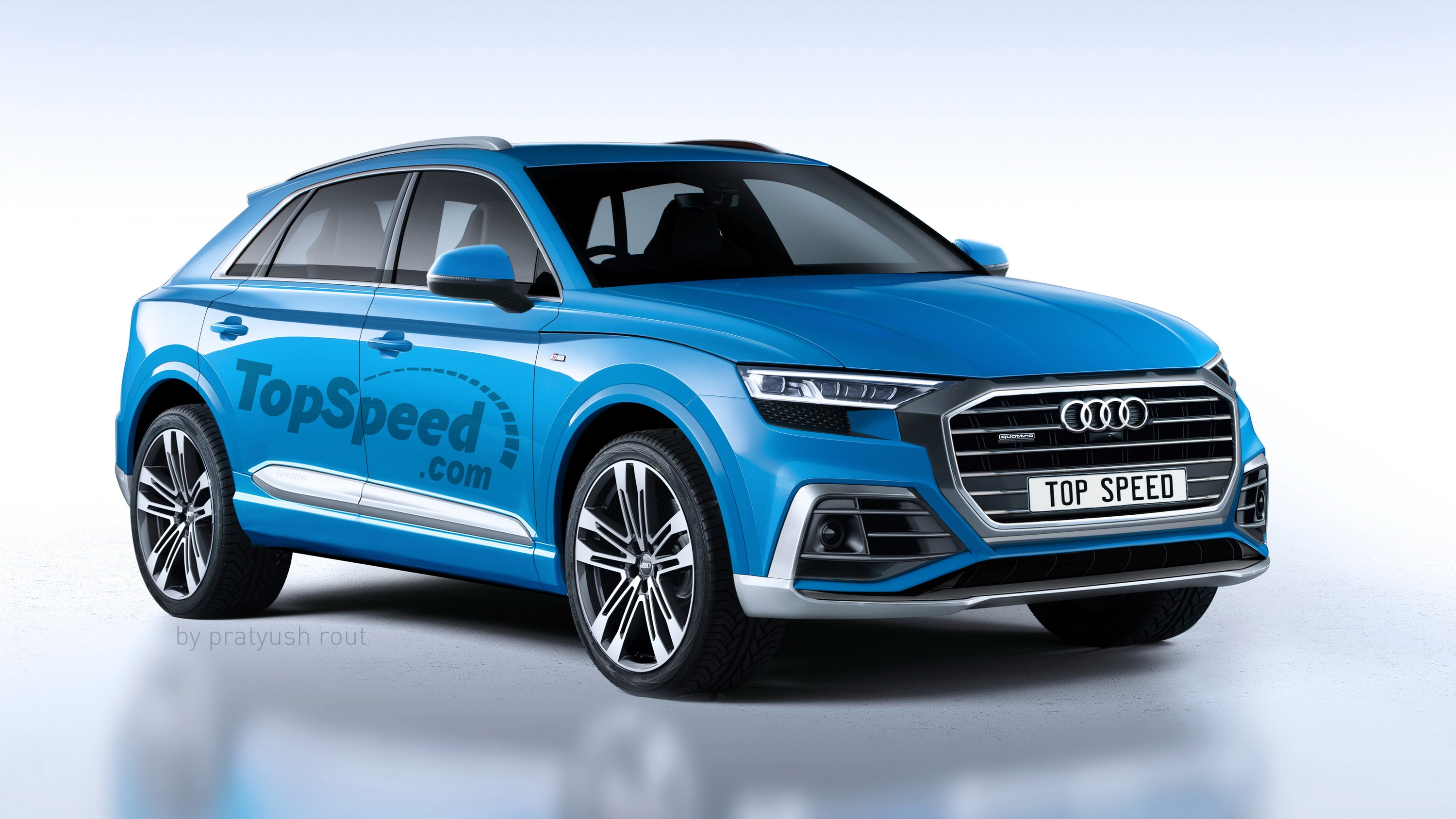 Audi s All New Q4 And Q8 SUVs To Be Joined By An All New Q1 That