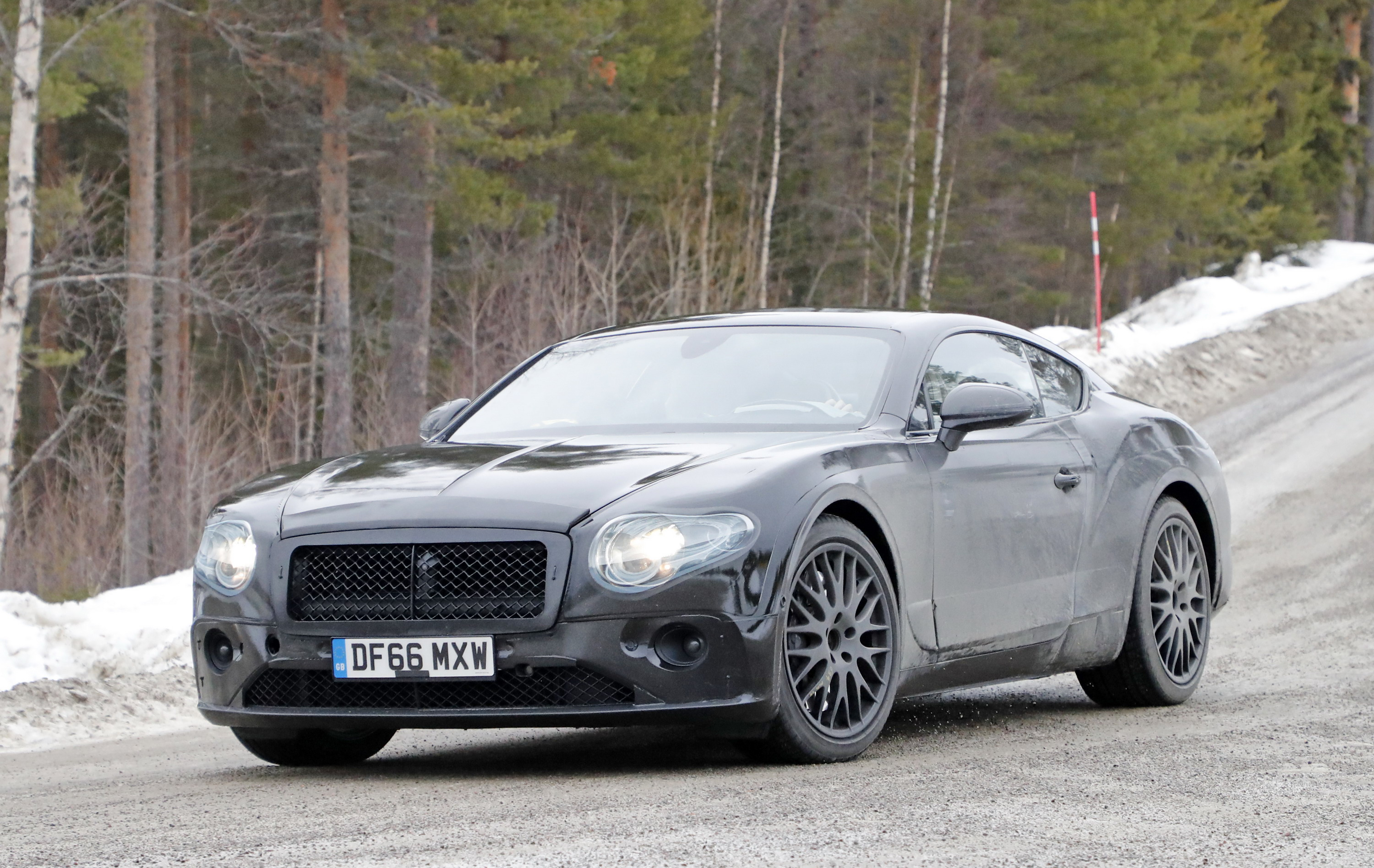 2018 Bentley Continental GT | Top Speed. »