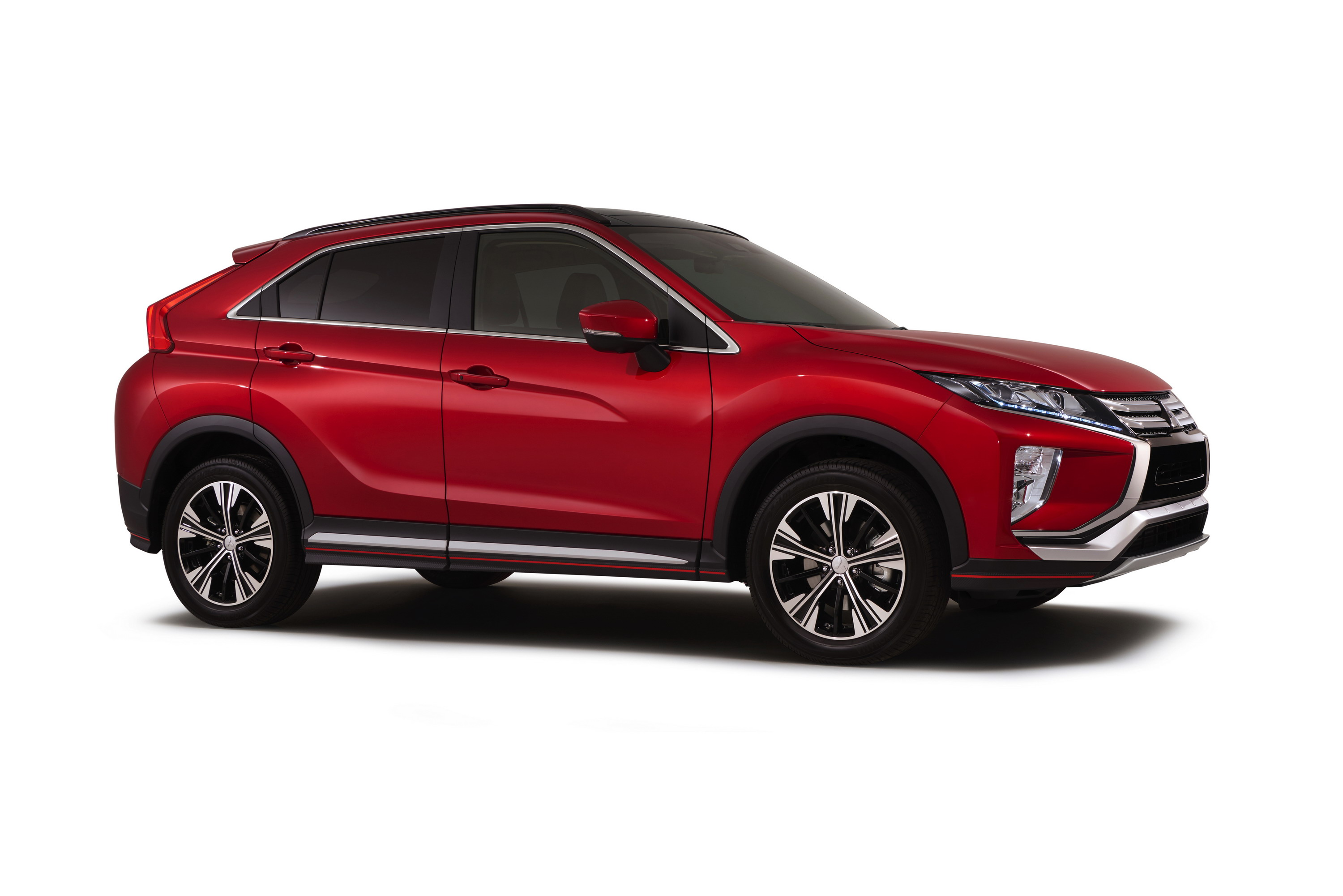 img vehicle eclipse geneva motor coming newest cross about thetailpipe to released debut before details the at has press its crossover lineup show some mitsubishi