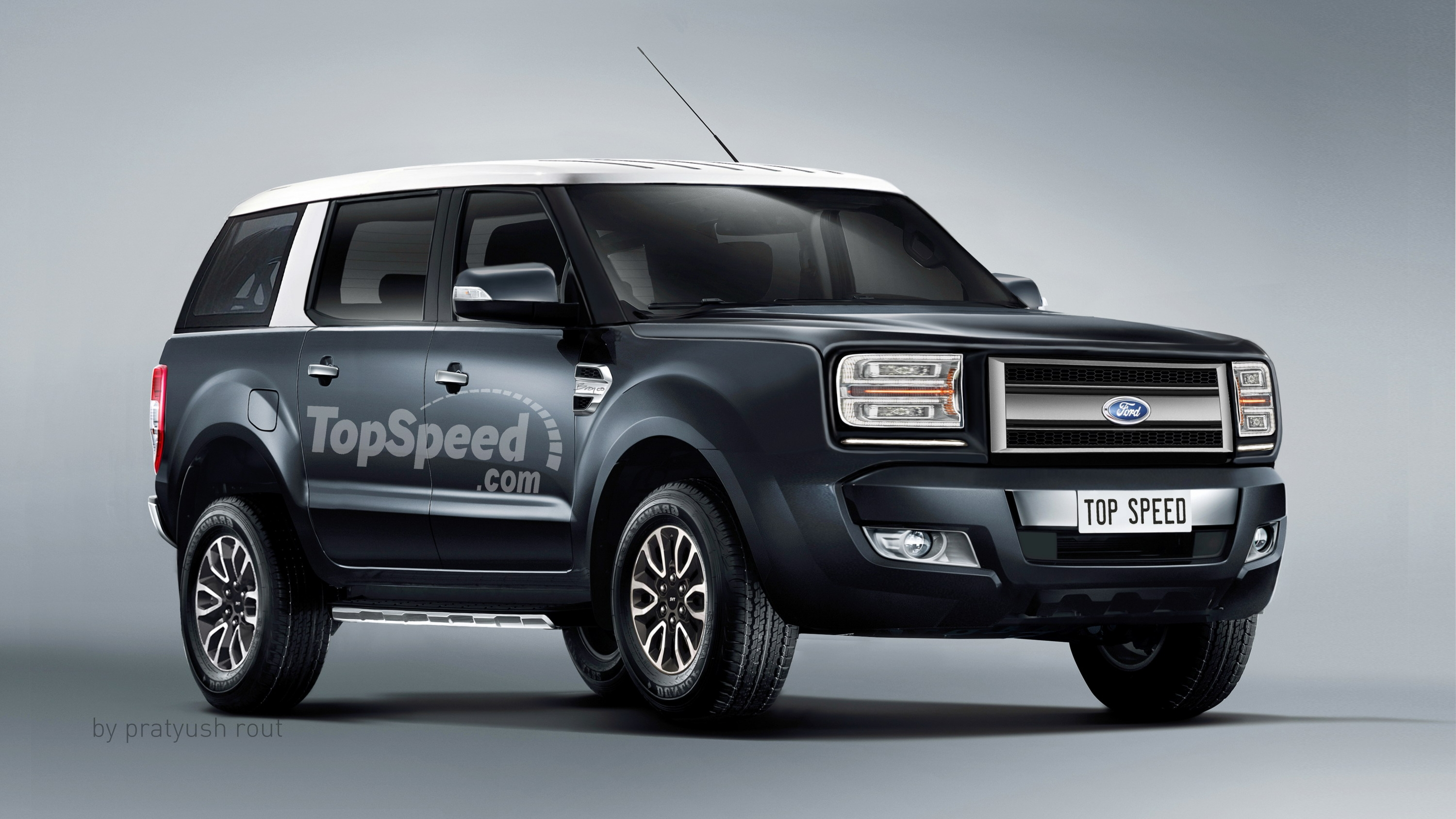 A ford everest raptor is in the works could lead to a bronco raptor top speed