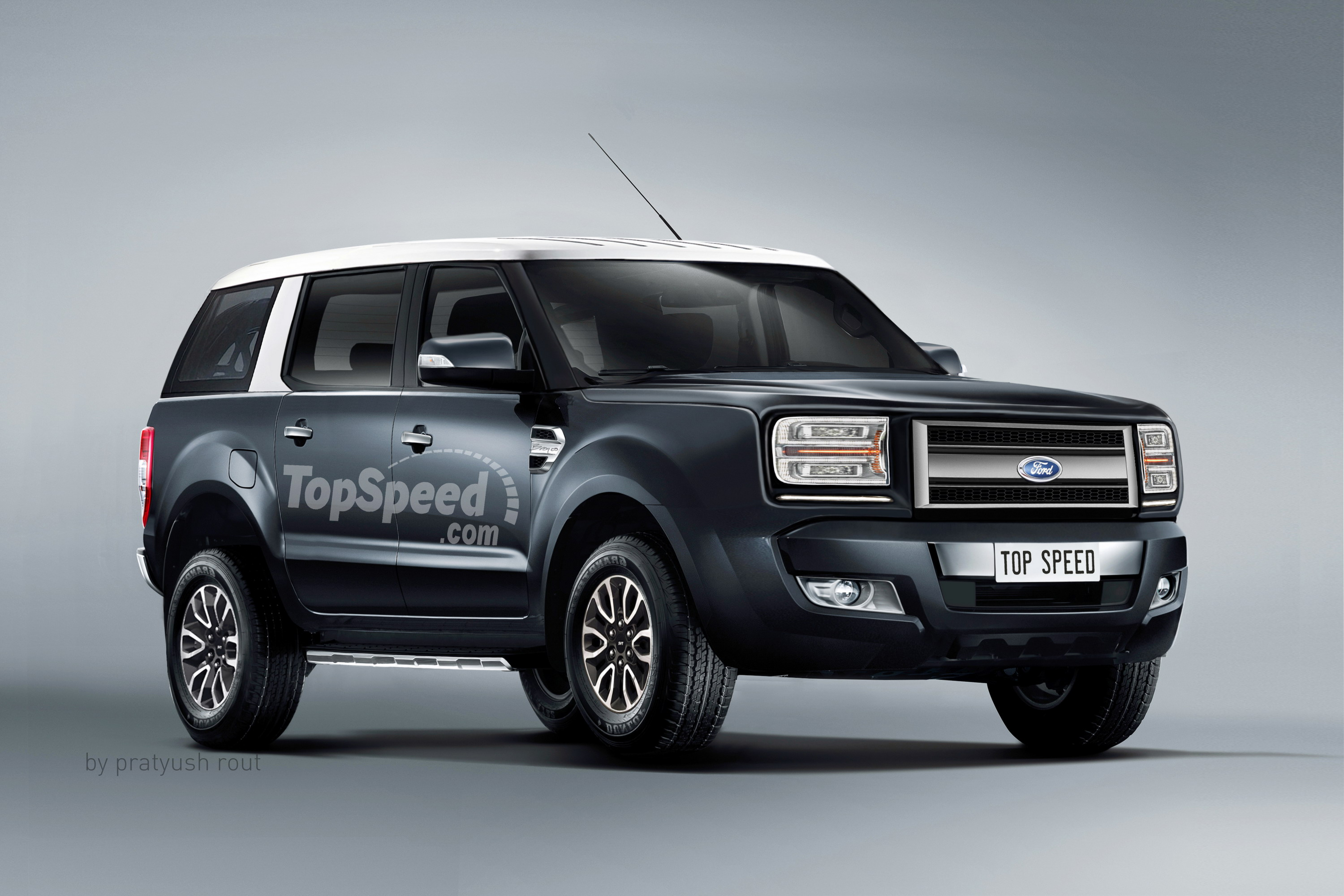 Heres everything we know about the new ford bronco top speed