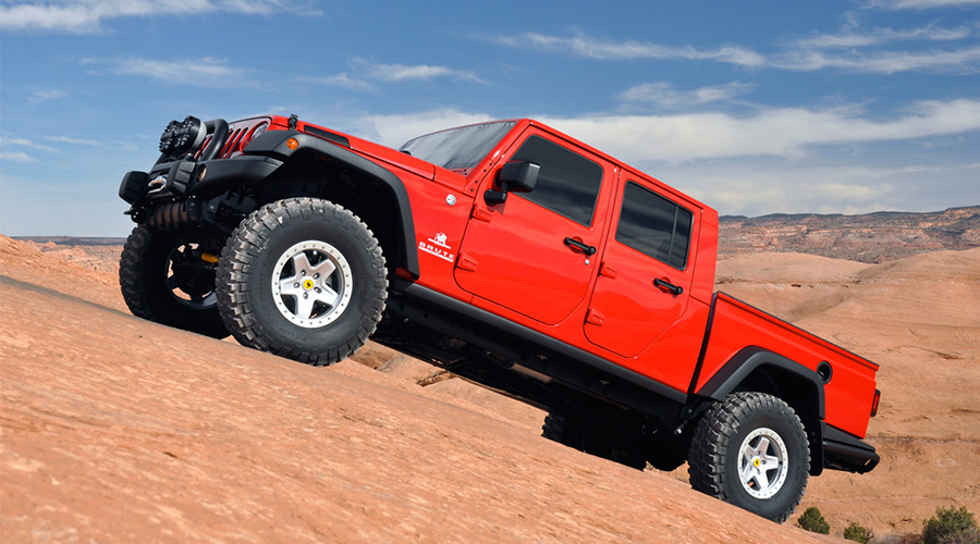 Aev Stopping Production Of Wrangler Jk Brute Double Cab Top Speed