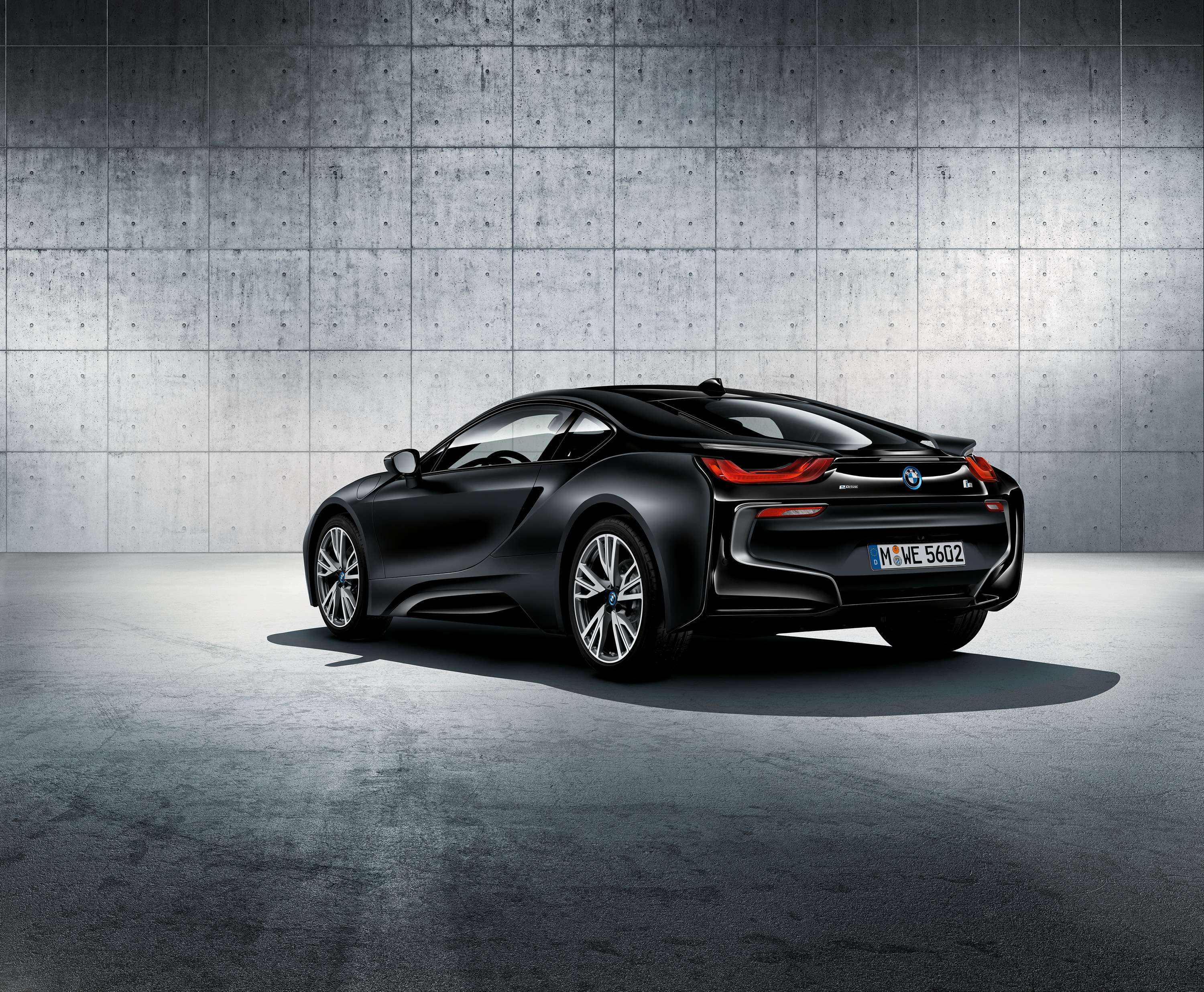 2017 Bmw I8 Protonic Frozen Black Edition Top Speed