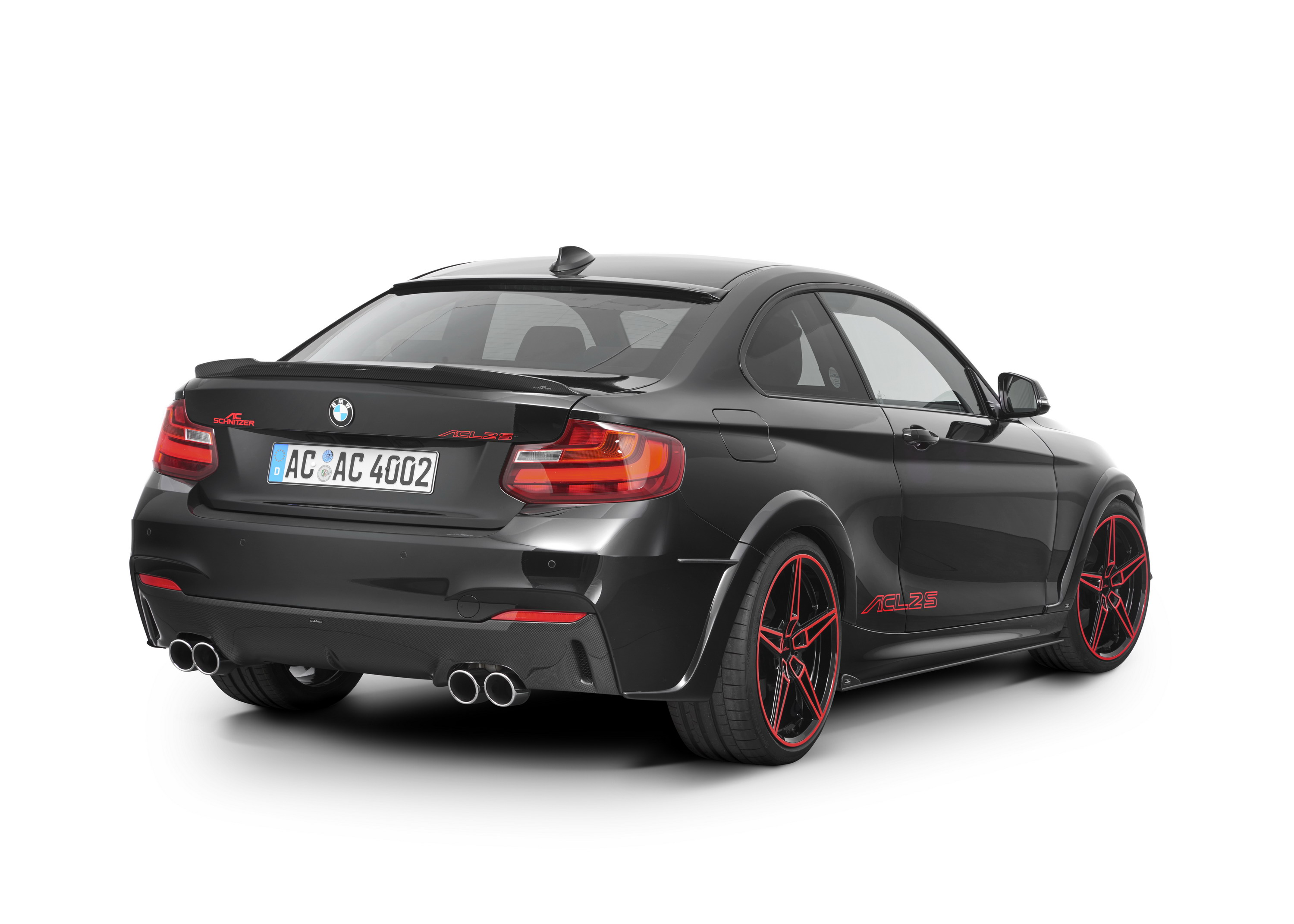 2017 Bmw M240i Acl2s By Ac Schnitzer Top Speed