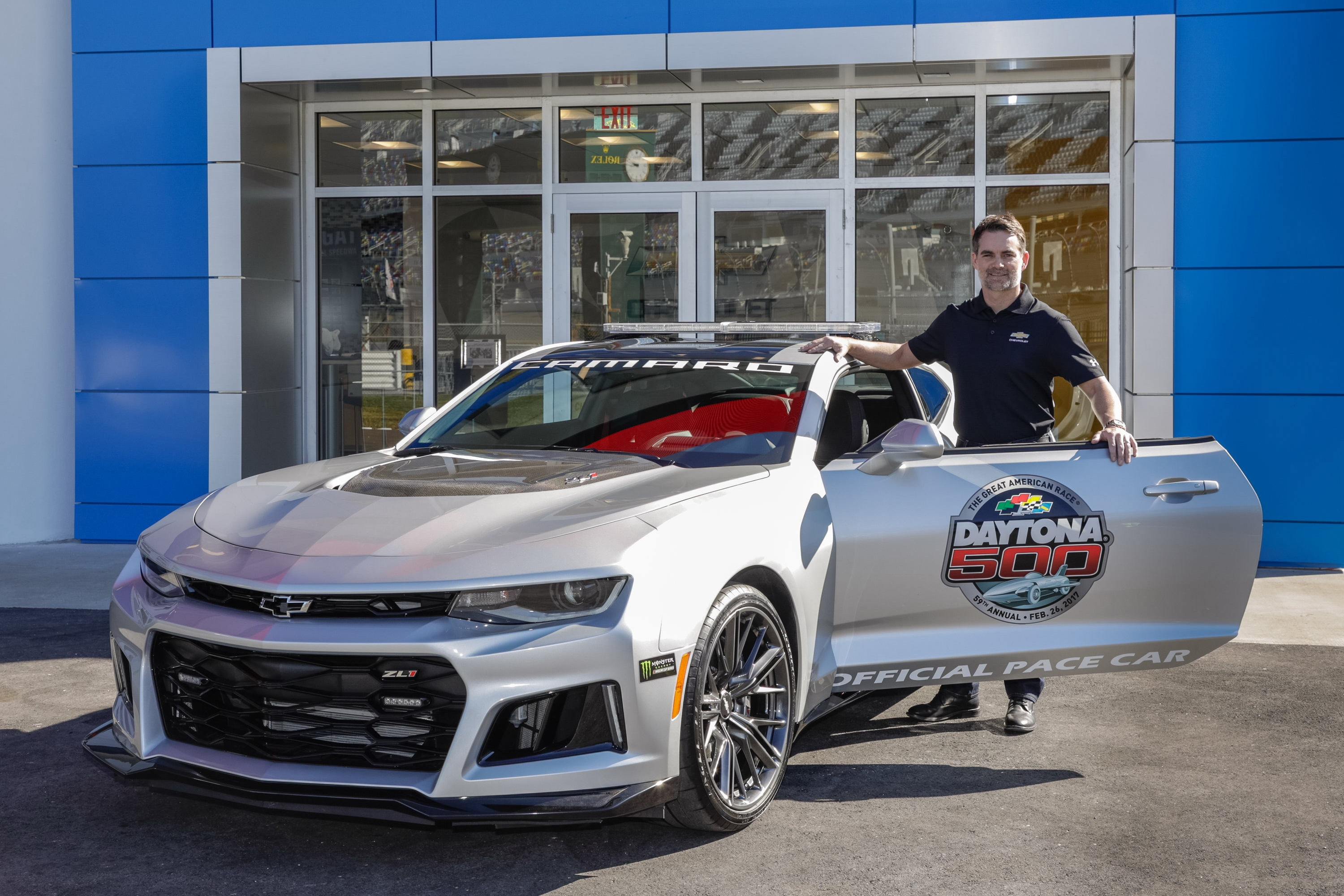 2017 Chevrolet Camaro Zl1 Daytona 500 Pace Car Review