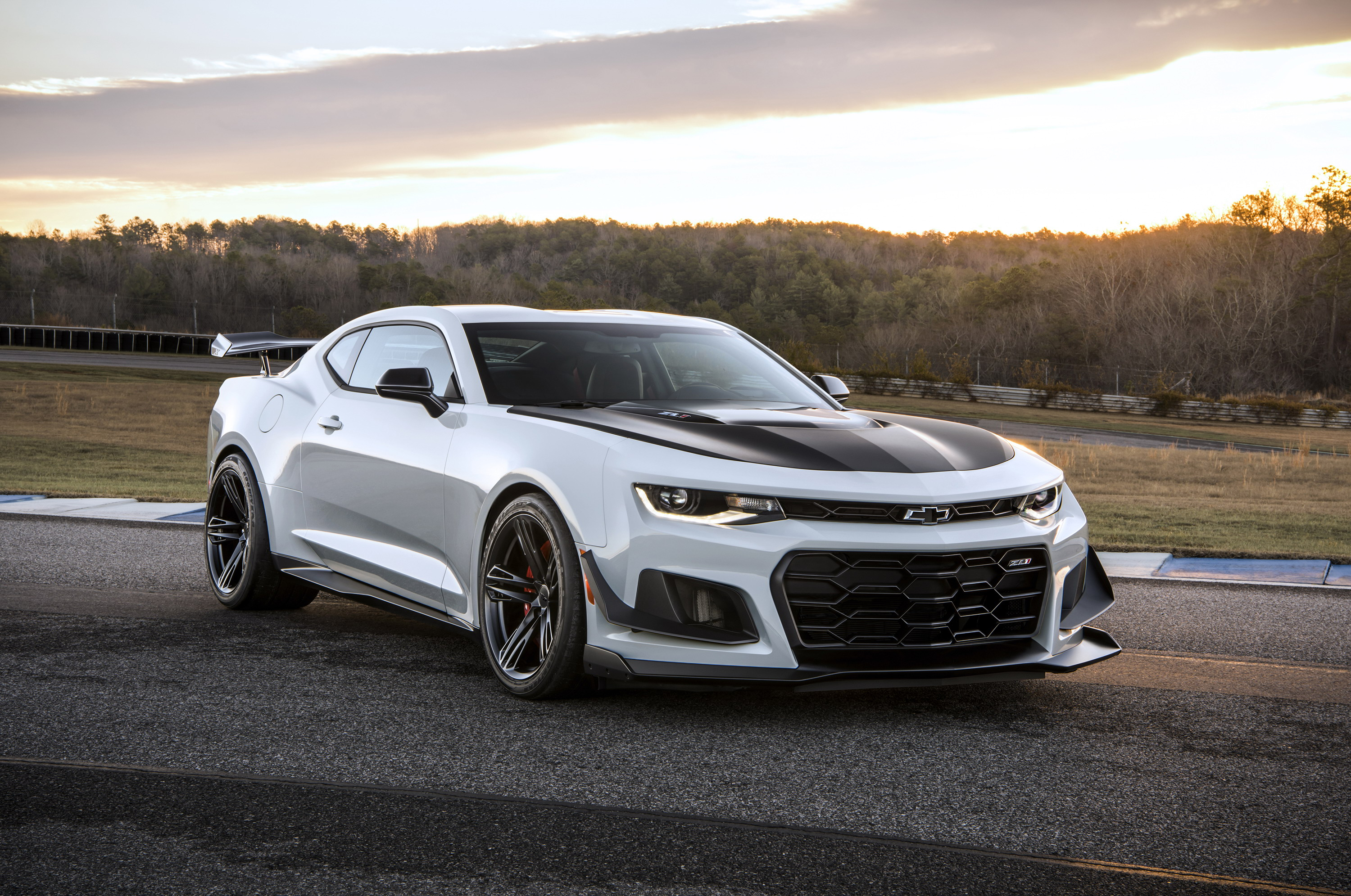 2018 Chevrolet Camaro ZL1 1LE | Top Speed