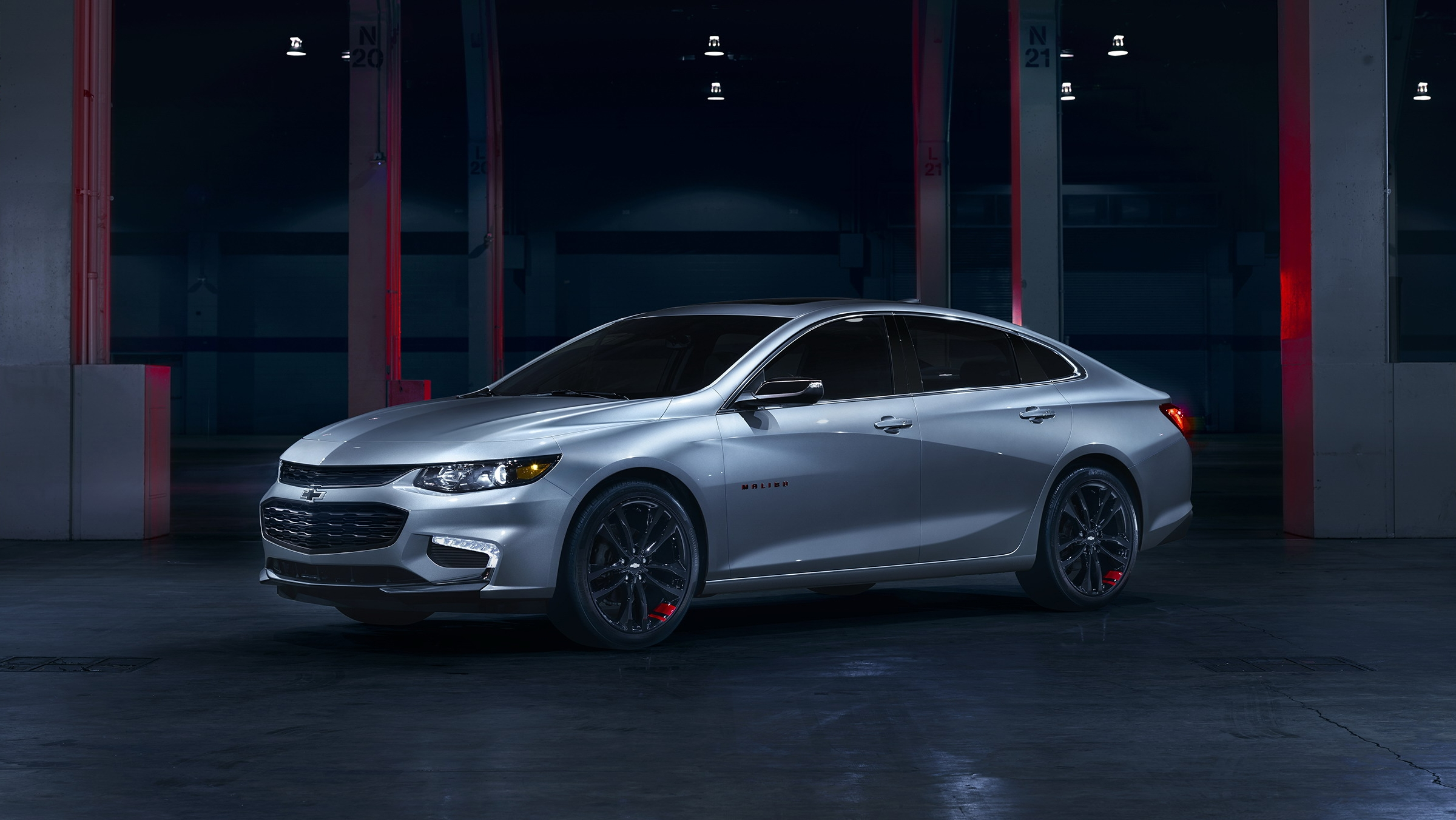 2017 Chevrolet Malibu Redline Edition Top Speed