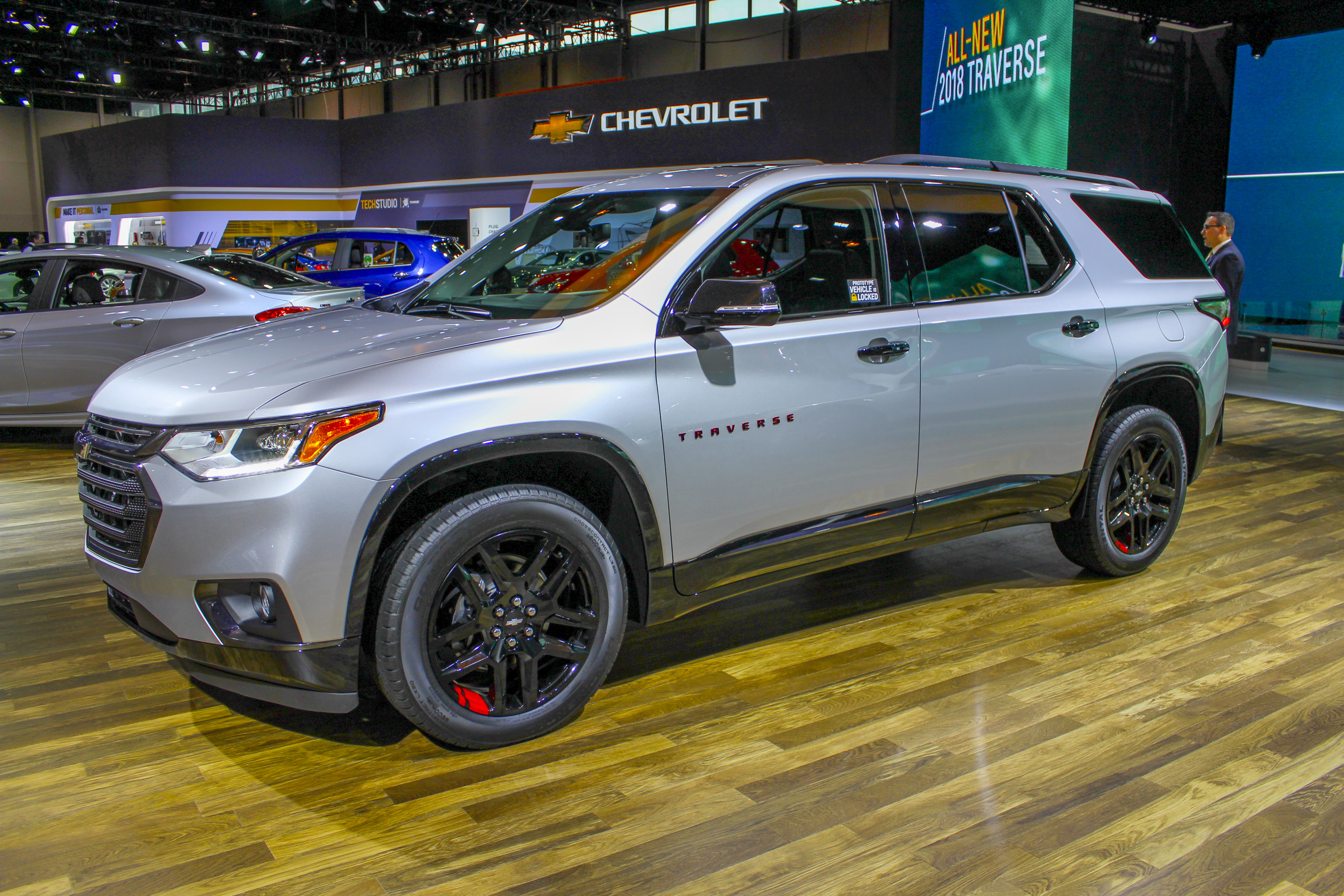 2017 chevrolet traverse redline edition review top speed. Black Bedroom Furniture Sets. Home Design Ideas