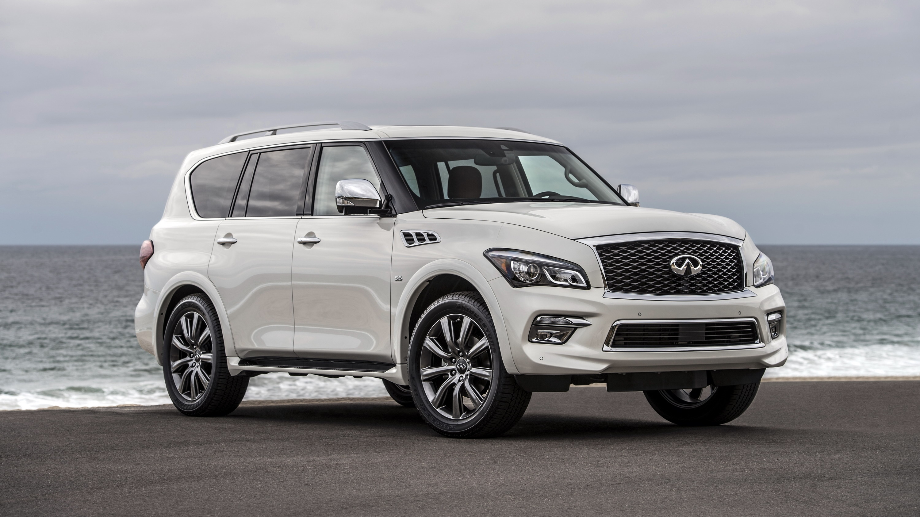 infinity but suv review good not infiniti reviews enough price