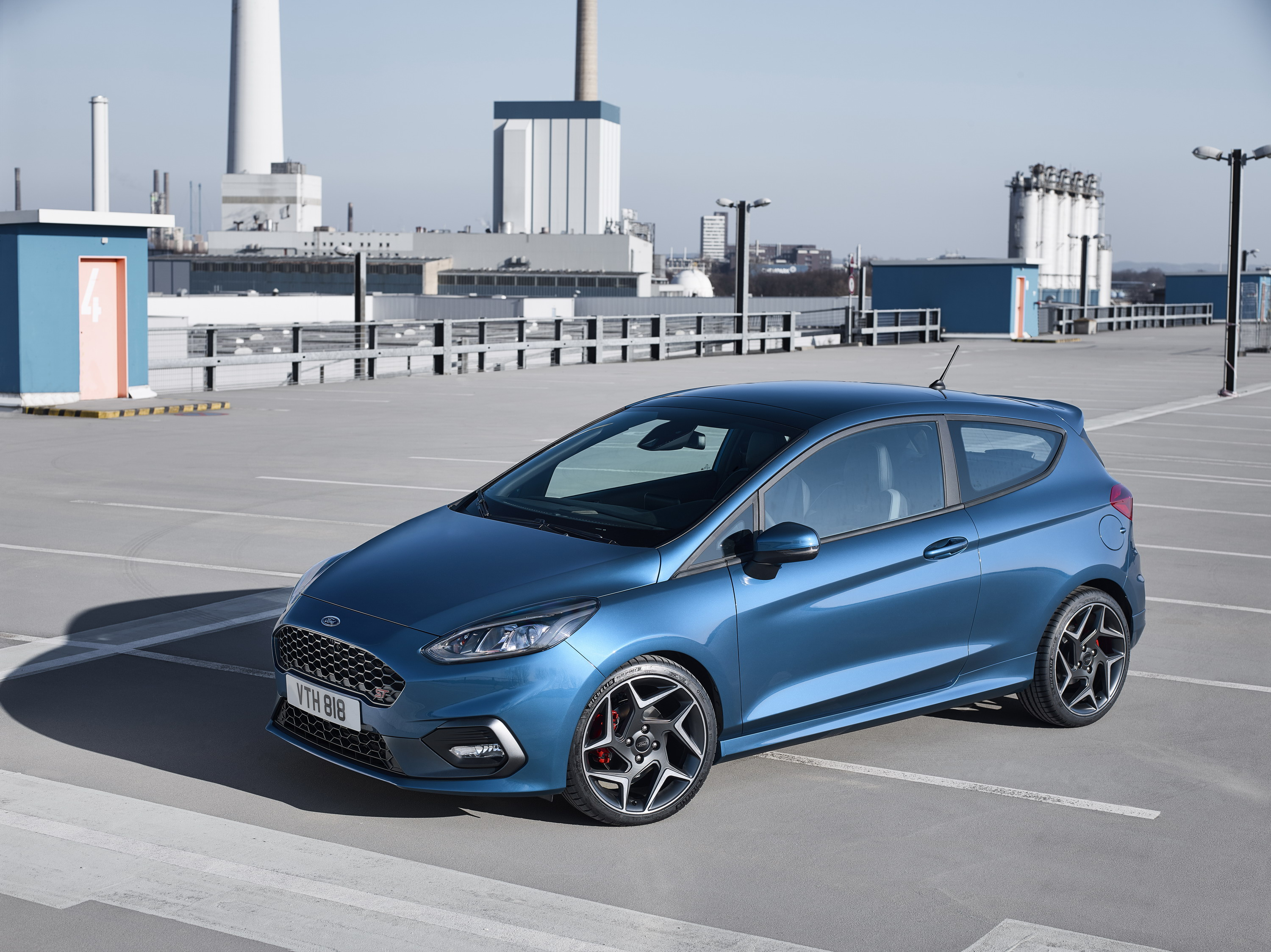 If youre considering the 2019 ford fiesta st line you might as well just buy the fiesta st top speed