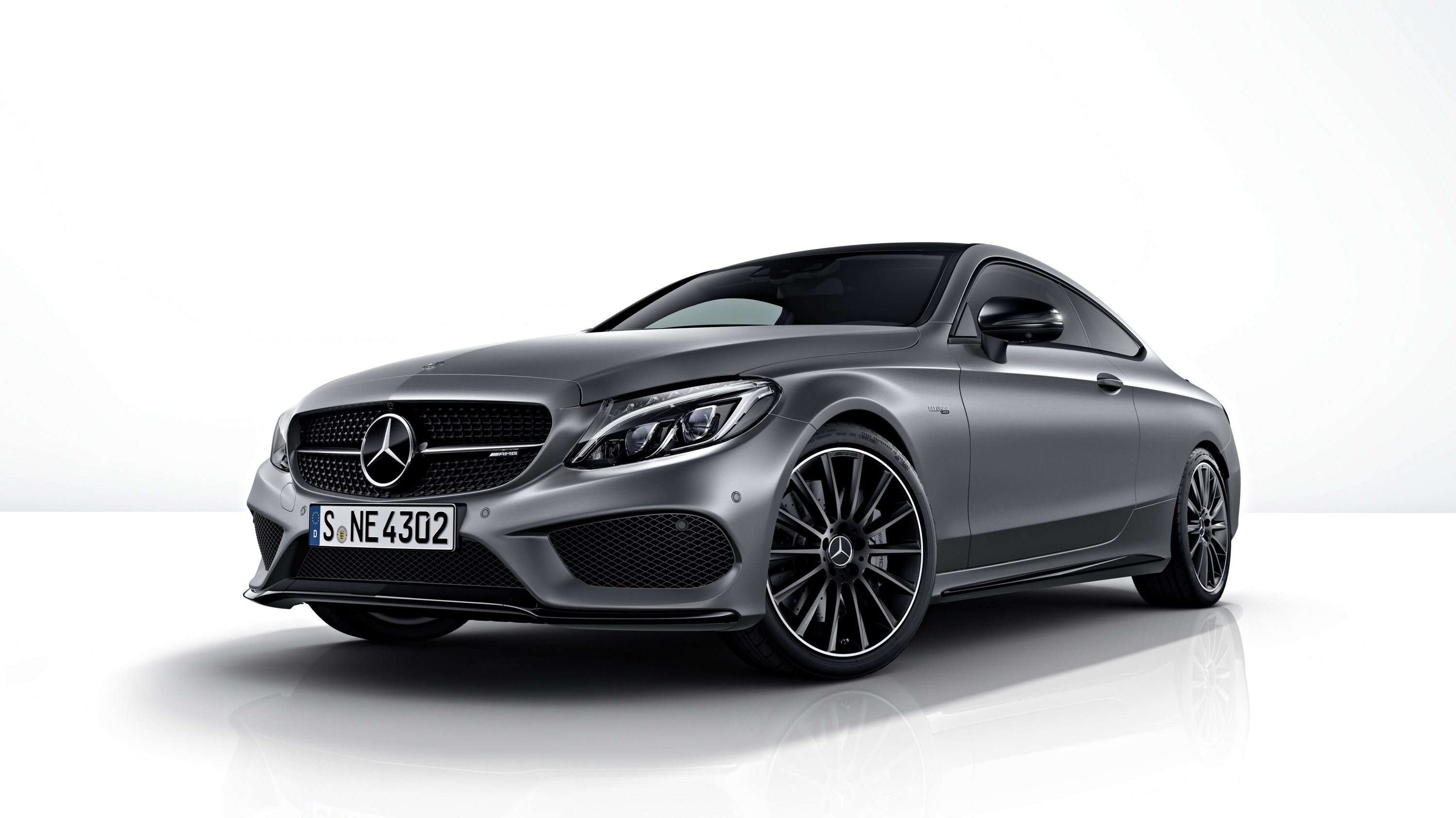 2017 mercedes amg c 43 4matic coup and cabriolet night. Black Bedroom Furniture Sets. Home Design Ideas