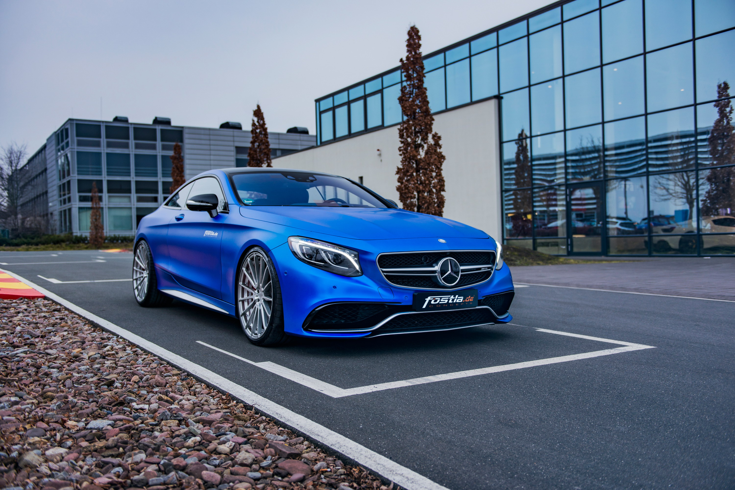 2017 Mercedes Amg S63 Coupe S By Fostla Top Speed