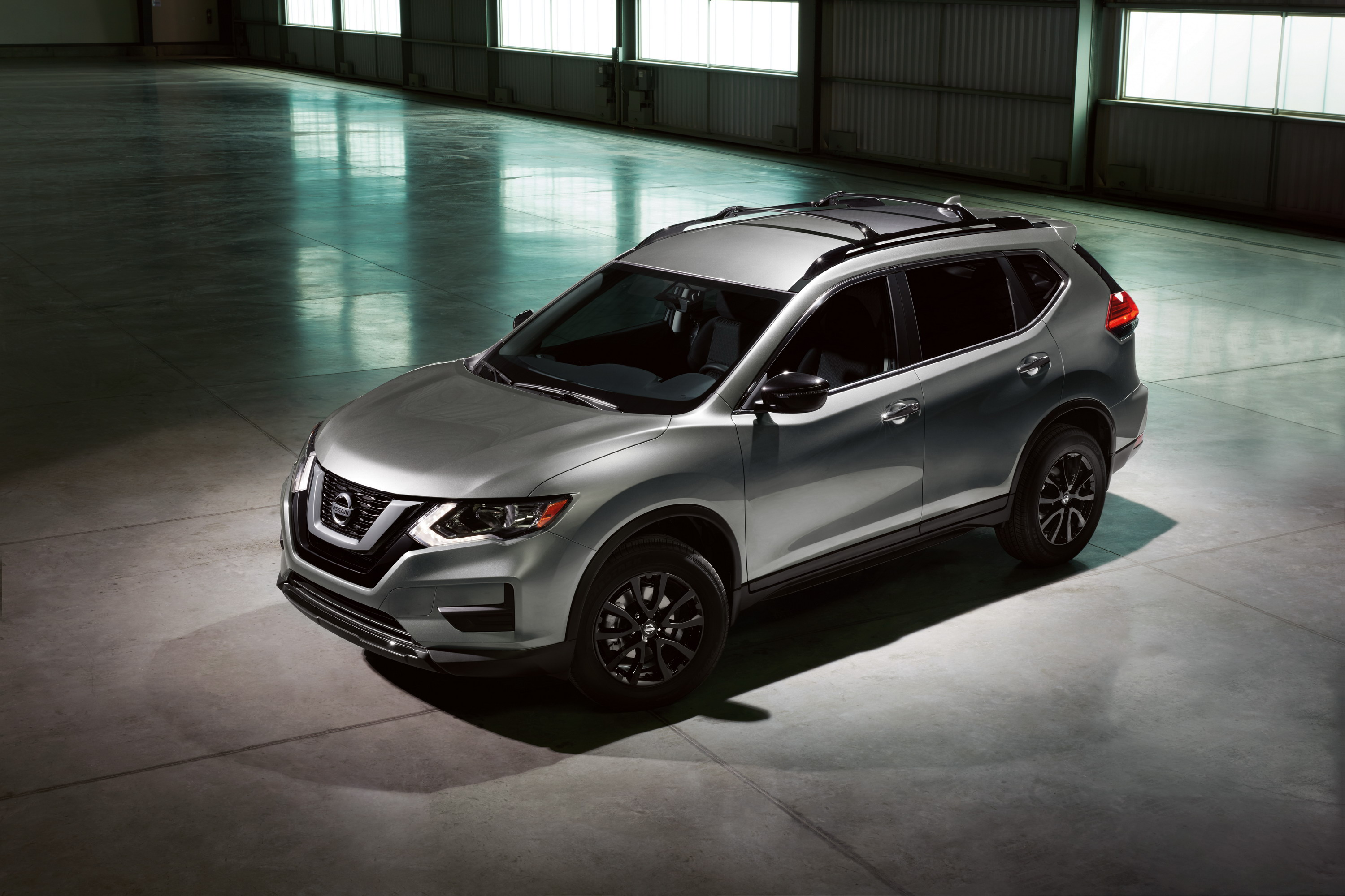 2017 Nissan Rogue Midnight Edition | Top Speed