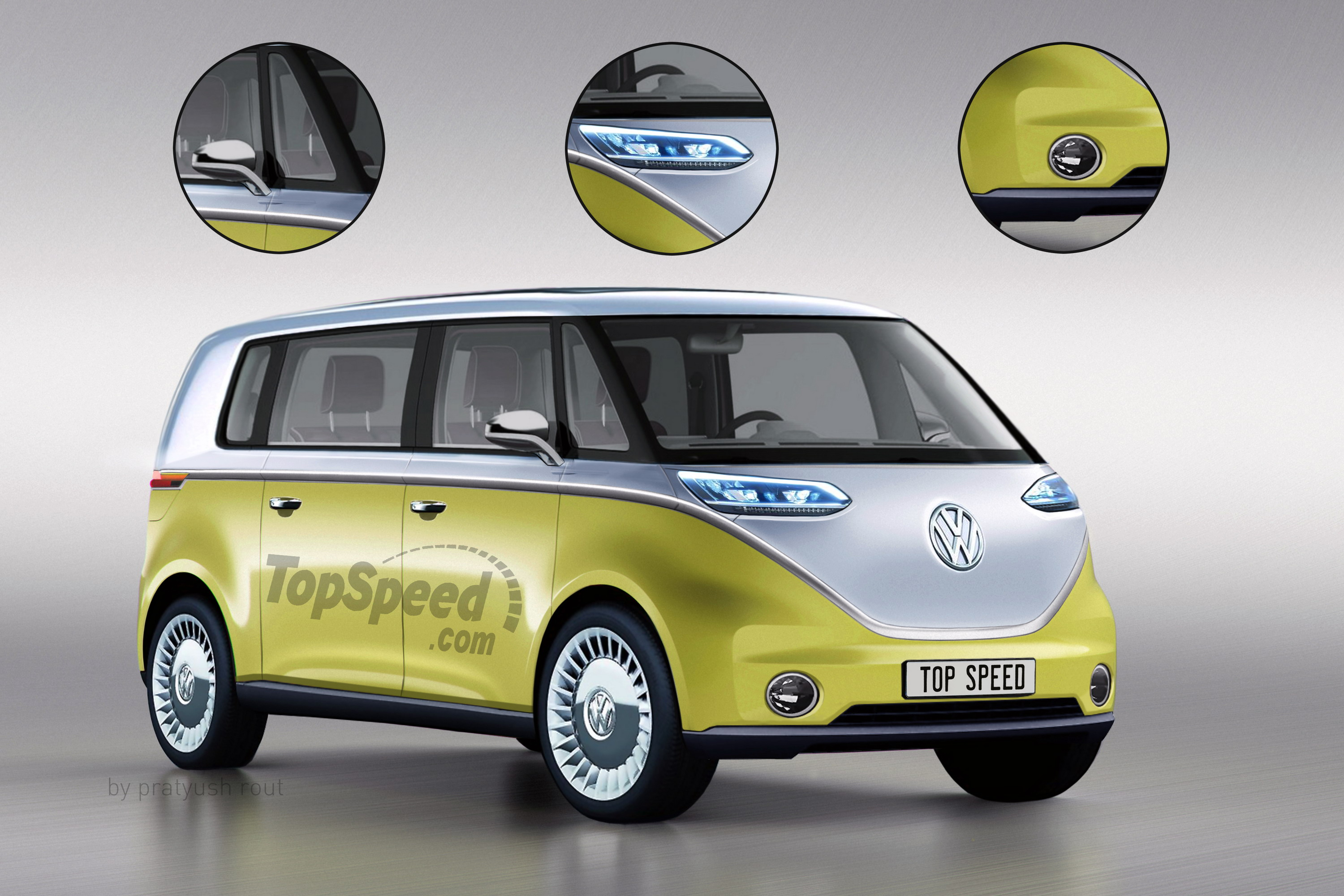 2020 Volkswagen Van Top Speed